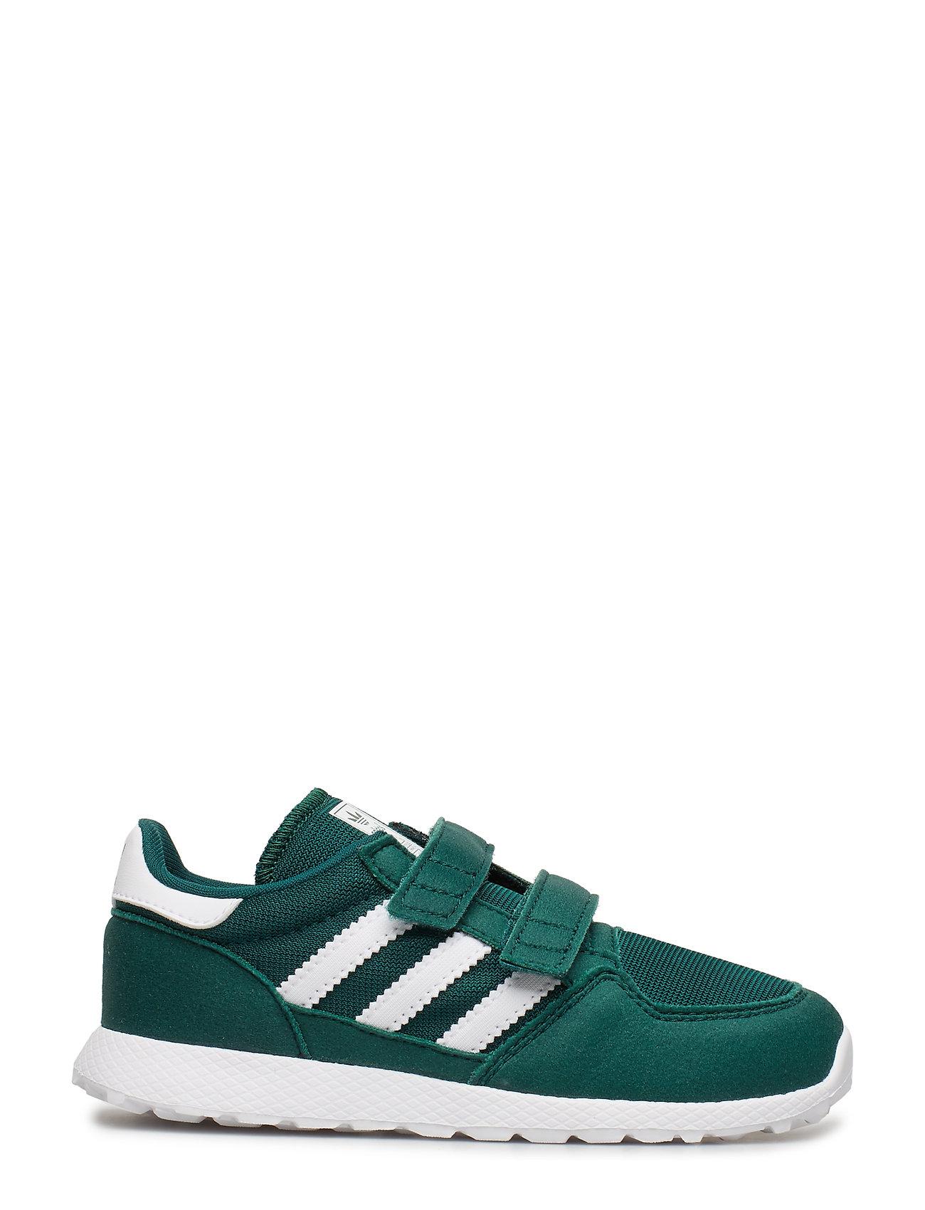 e4bbccad CBLACK/CBLACK/CBLACK Adidas Forest Grove Cf I sneakers for børn ...