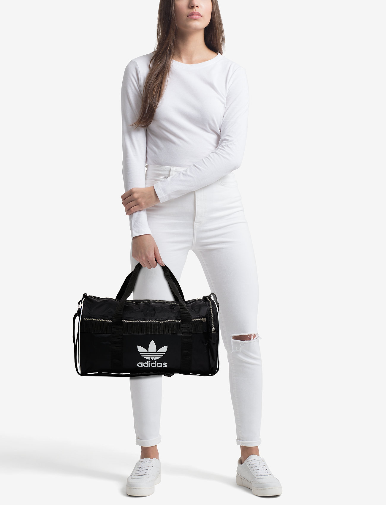 98607dd4231 Duffle L Ac (Black) (£35.97) - adidas Originals - | Boozt.com