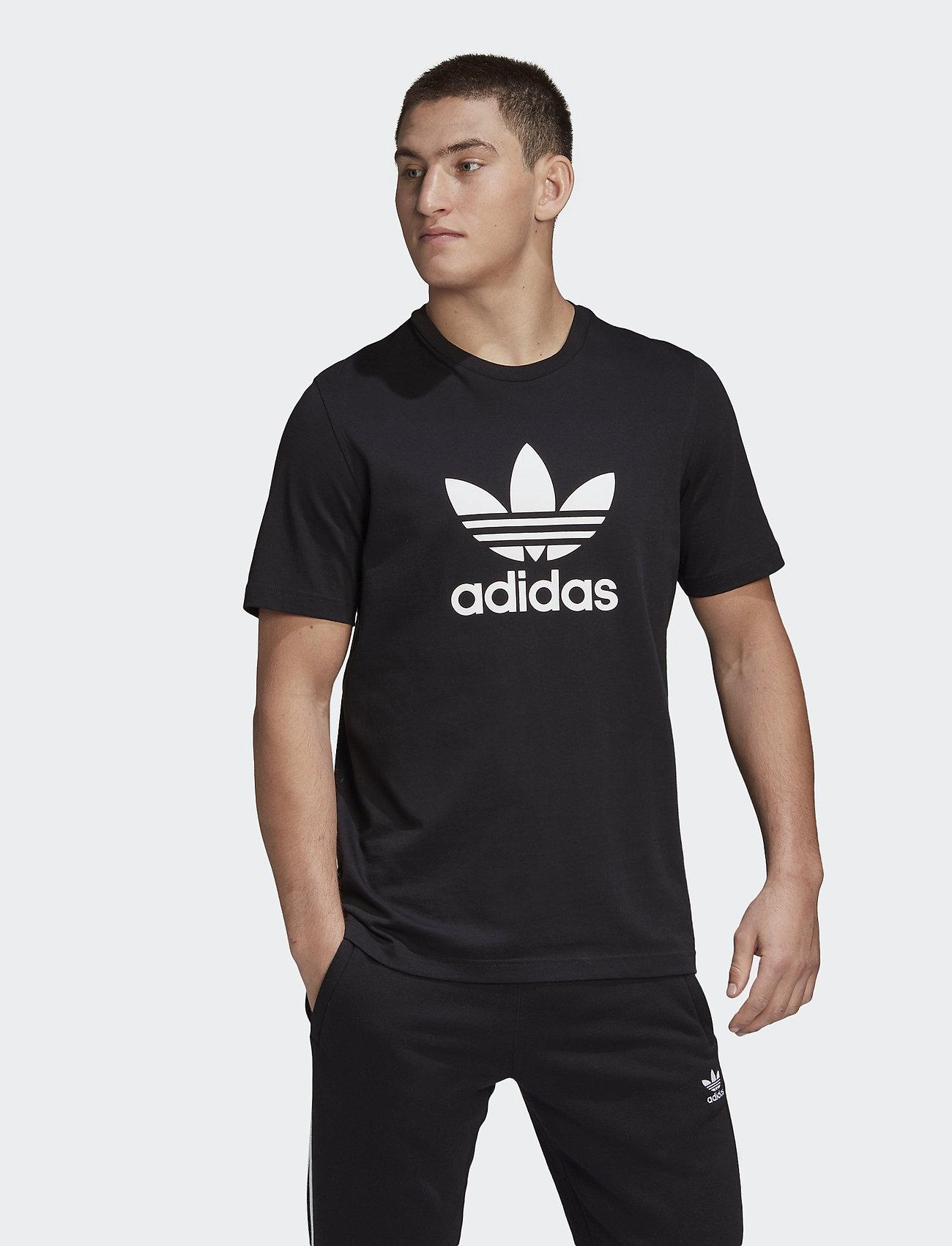 adidas Originals Trefoil T-shirt - T-Shirts | Boozt.com