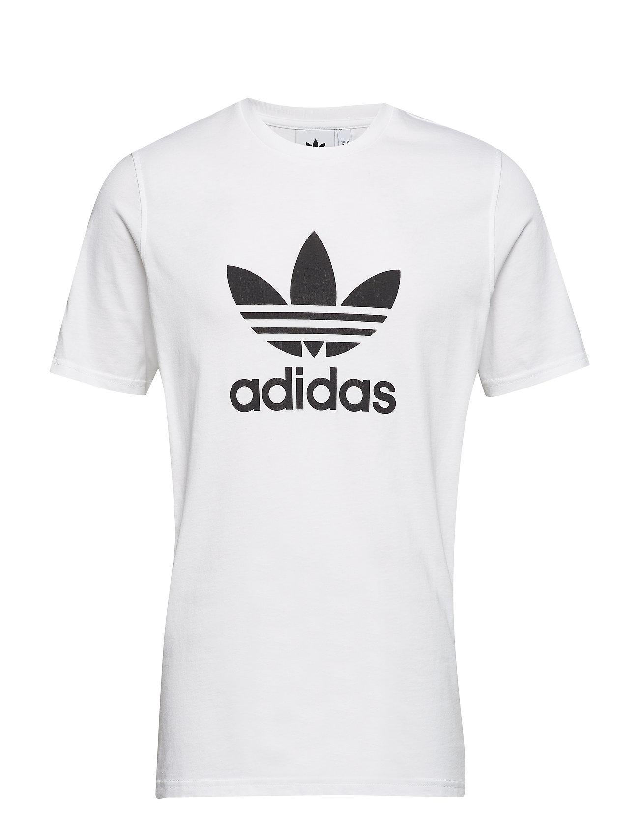 adidas Originals TREFOIL T-SHIRT - WHITE