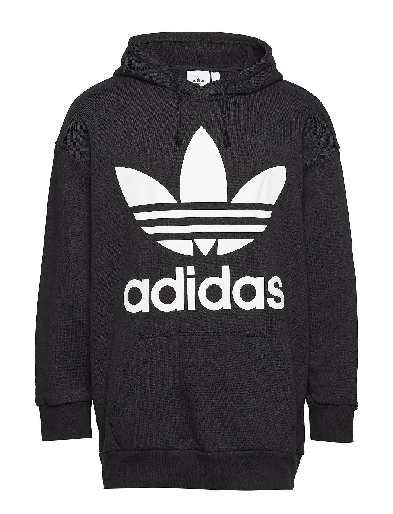 c6fc0963 Adidas hoodies – Tref Over Hood til herre i Sort - Pashion.dk