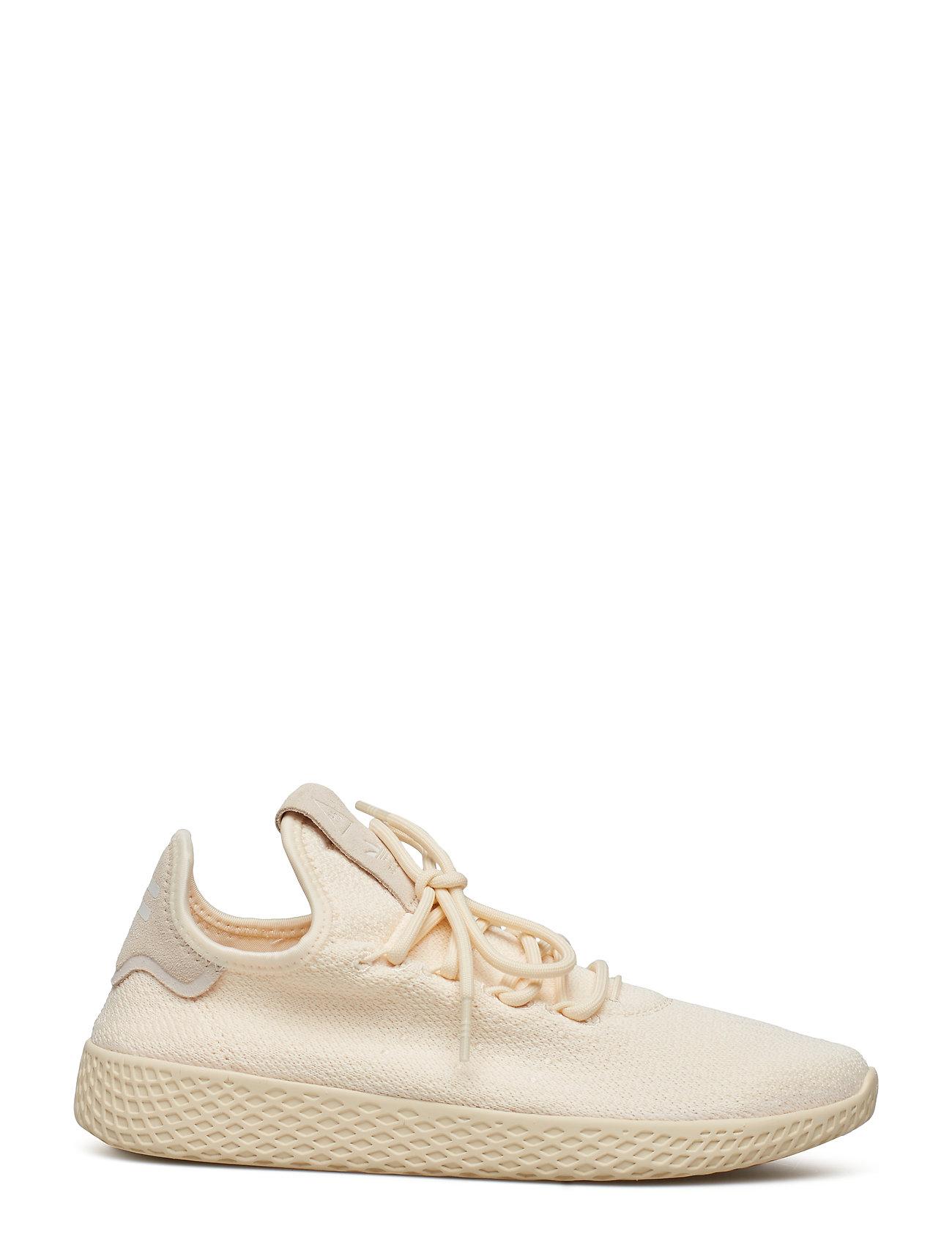 Pw Tennis Hu W Low top Sneakers Creme Adidas Originals