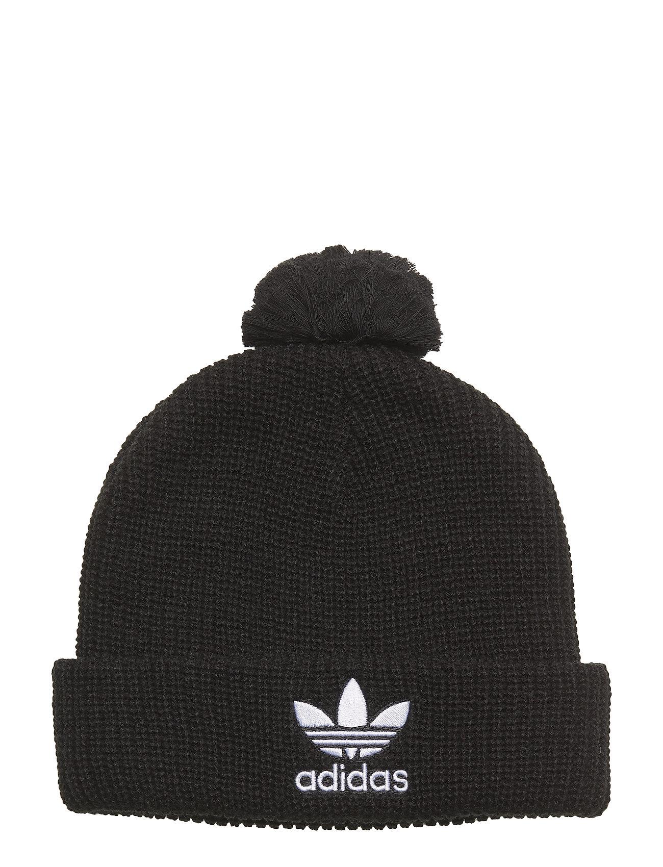 3cf3d11b9ad adidas Originals Pom Pom Beanie (Black), 109 kr | Stort udvalg af ...