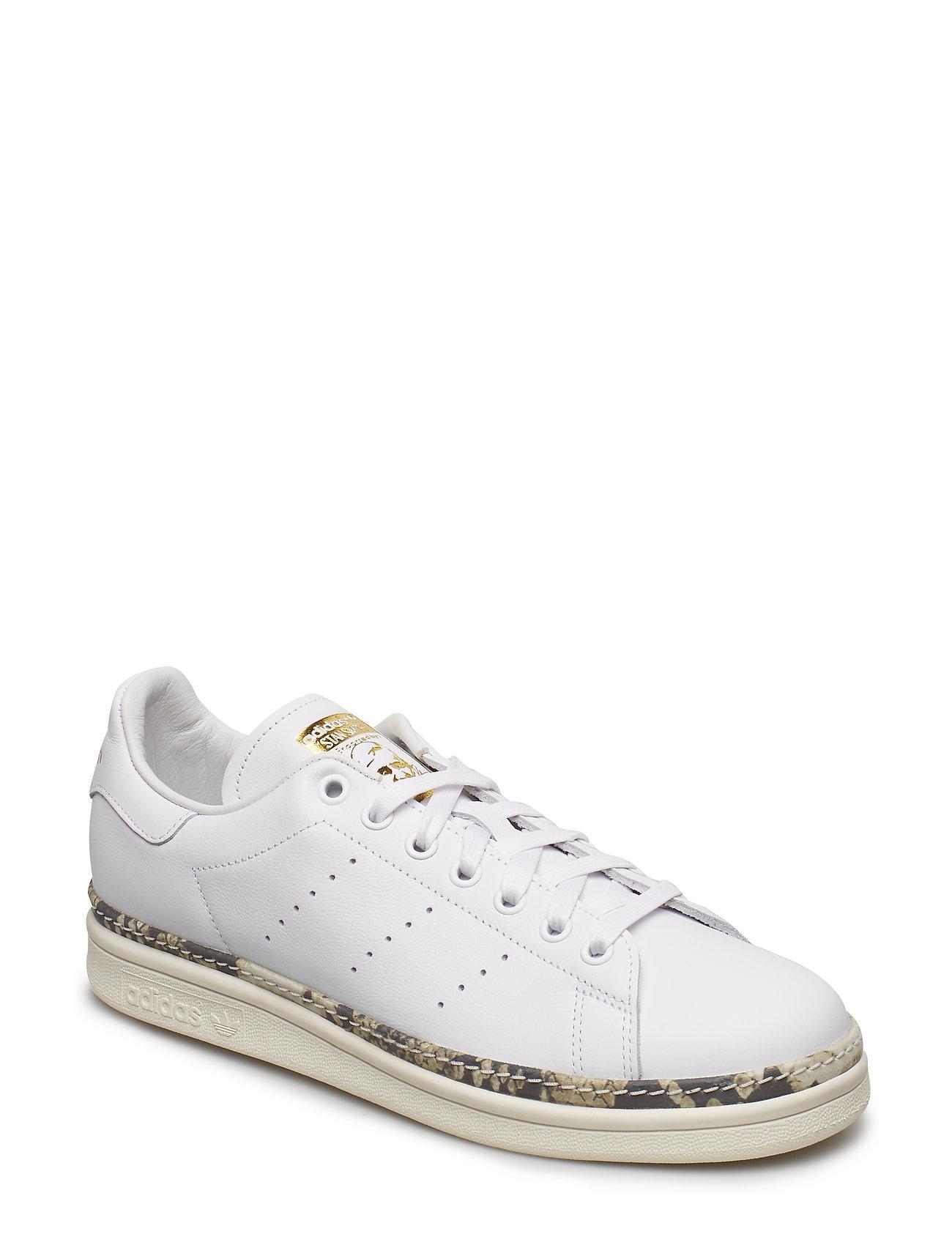 adidas Originals Sko Stan Smith New Bold Hvid