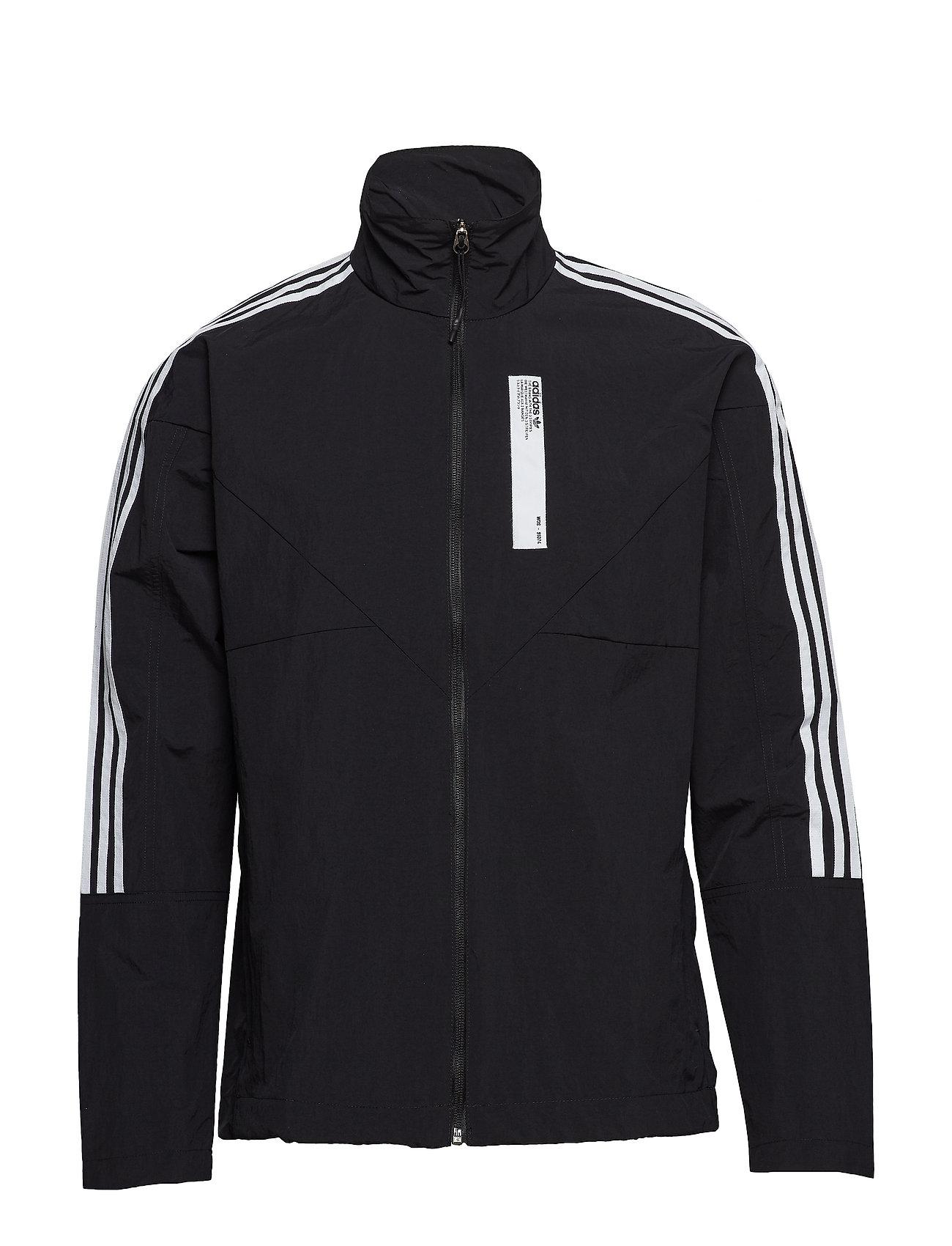 jacket adidas Originals NMD Track Top Black men´s