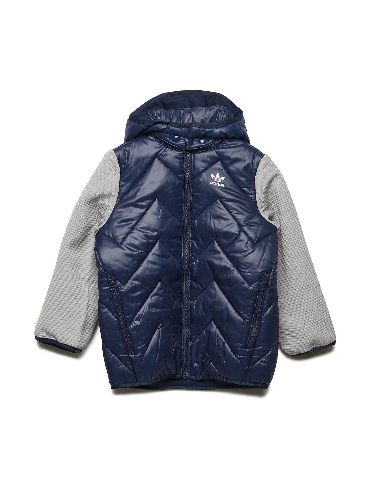 adidas Originals L TRF MS JKT - CONAVY/MGSOGR