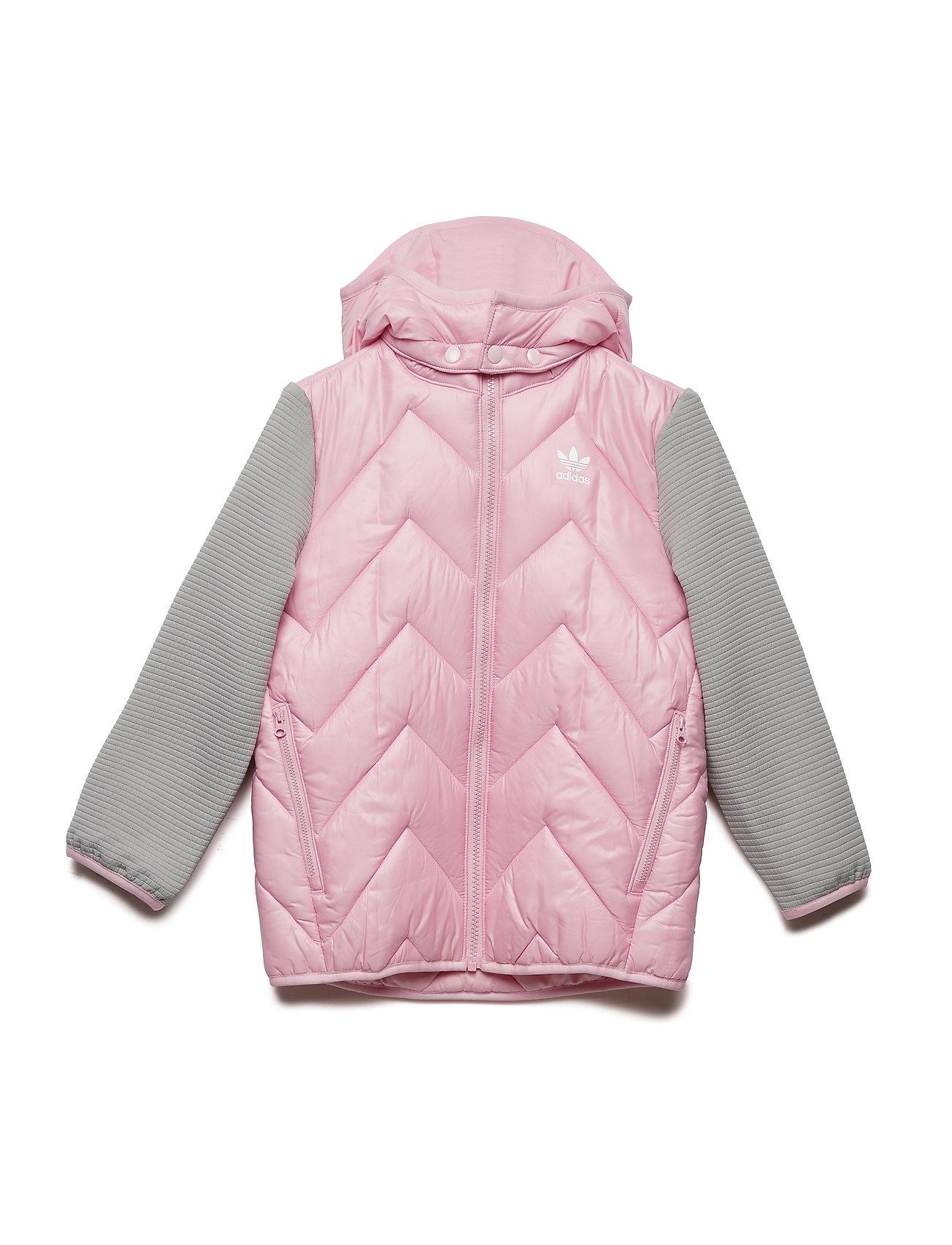 adidas Originals L TRF MS JKT - LTPINK/MGSOGR