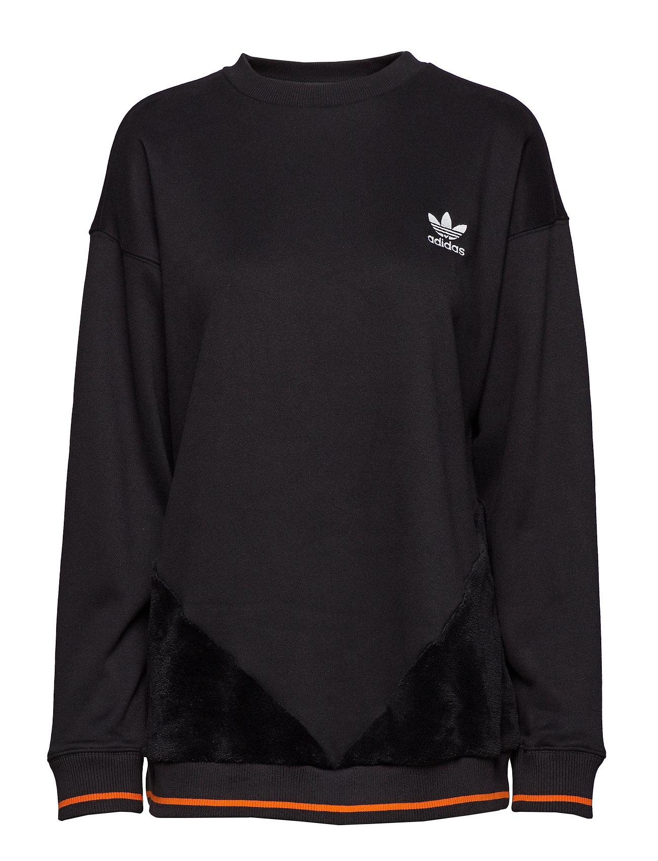 adidas Originals CLRDO SWEATER - BLACK