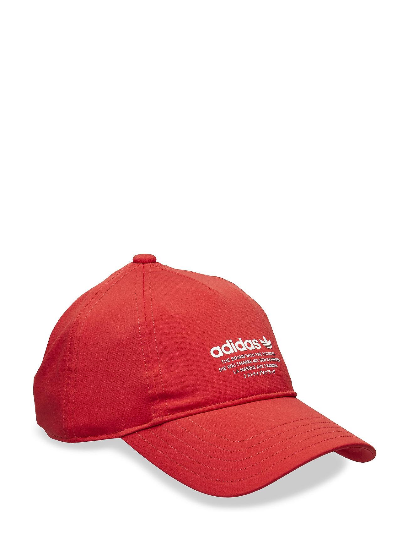 7ee2a4010e2 adidas Originals Adidas Nmd Cap (Lusred)