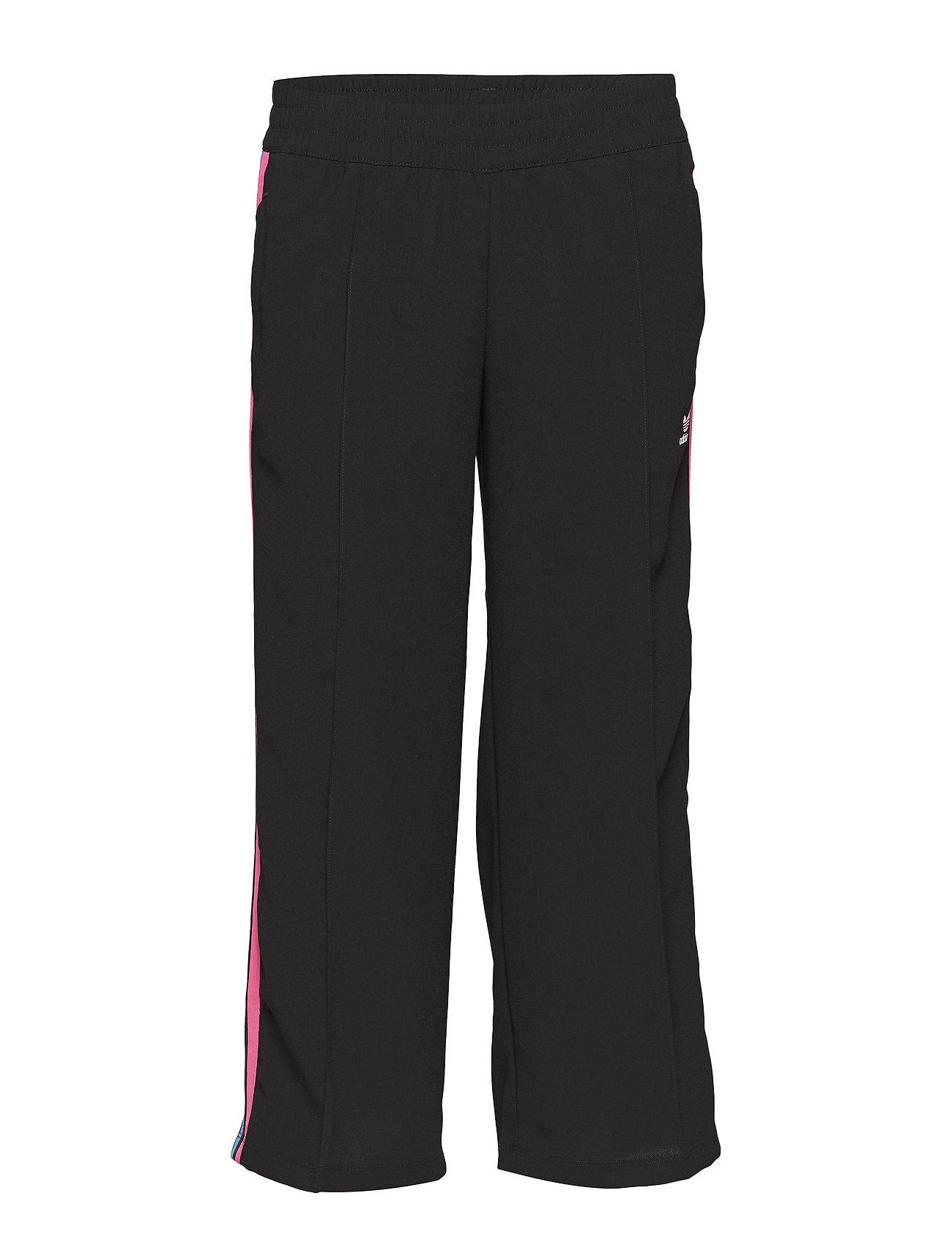 adidas Originals 7/8 TRACK PANT - BLACK