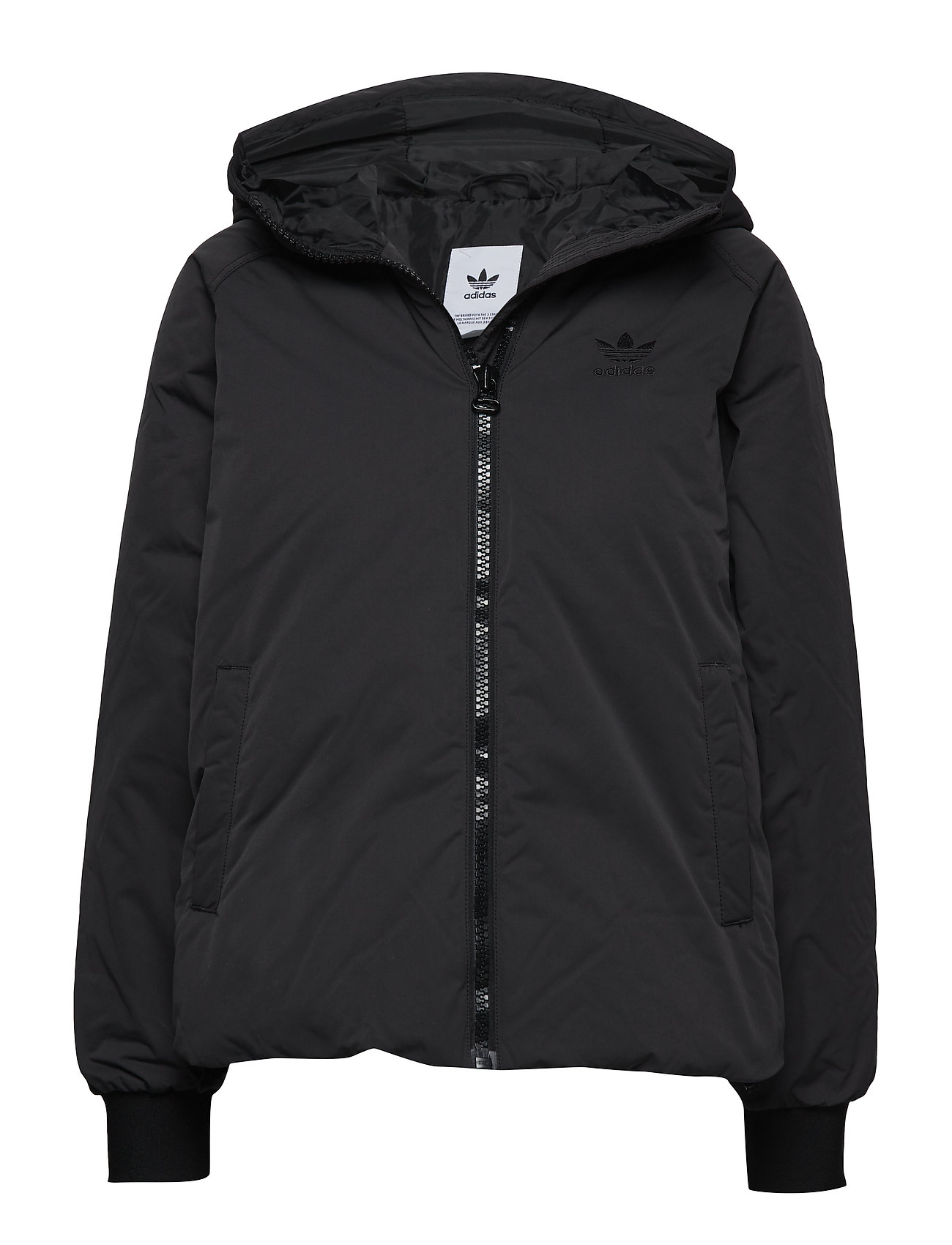 Short Down Black 103 97 Adidas Originals Jackets Boozt Com