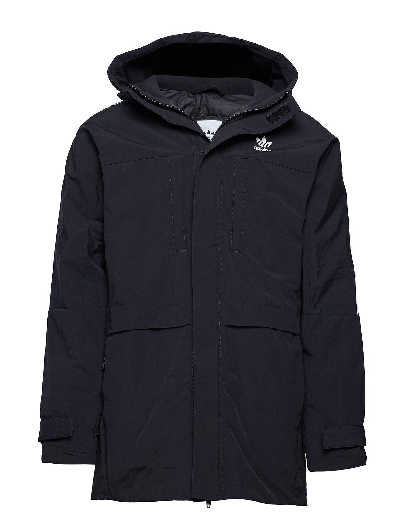 adidas Originals DOWN PARKA - BLACK