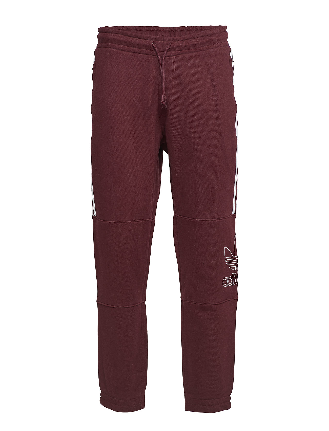 a47043a7866 MAROON Adidas Outline Pant bukser for herre - Pashion.dk
