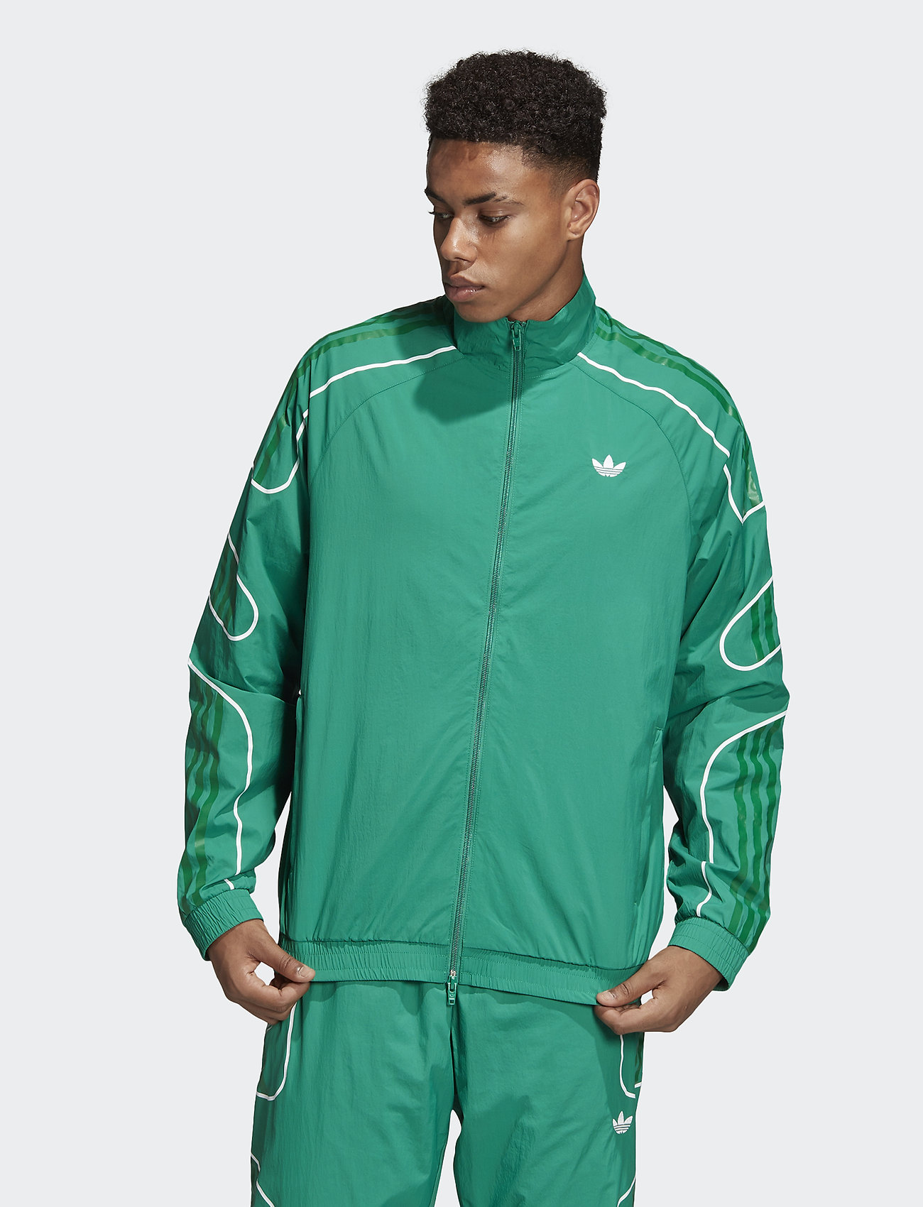 Encantador pub Abolladura  Flamestrk Wv Tt (Bgreen) (35.98 €) - adidas Originals - | Boozt.com