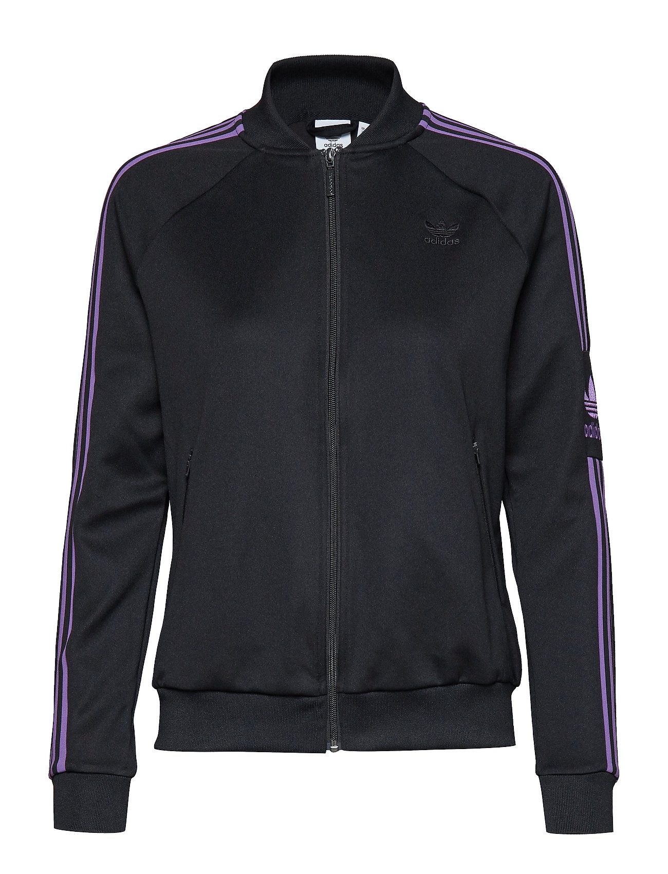 adidas Originals SST TRACK TOP - BLACK