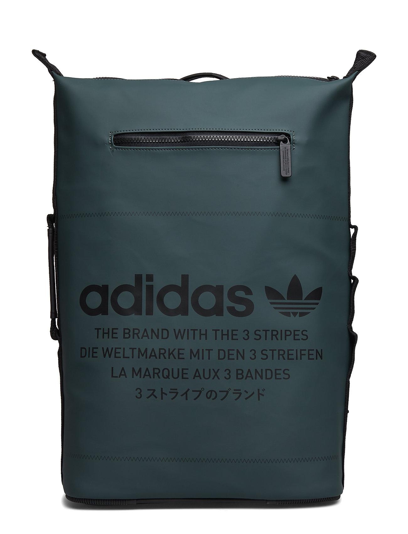 Adidas Nmd Bp S Rygsæk Taske Grøn ADIDAS ORIGINALS