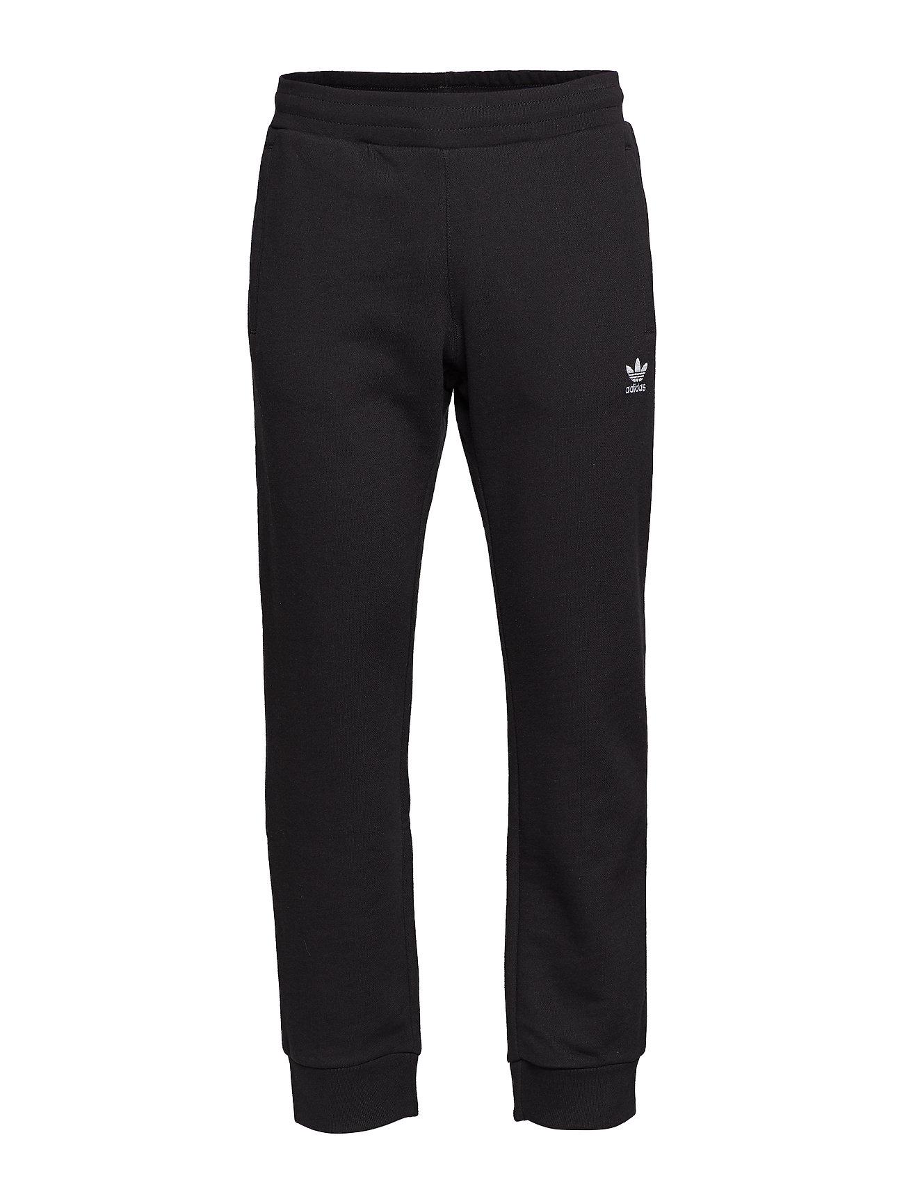 adidas Originals TREFOIL PANT - BLACK