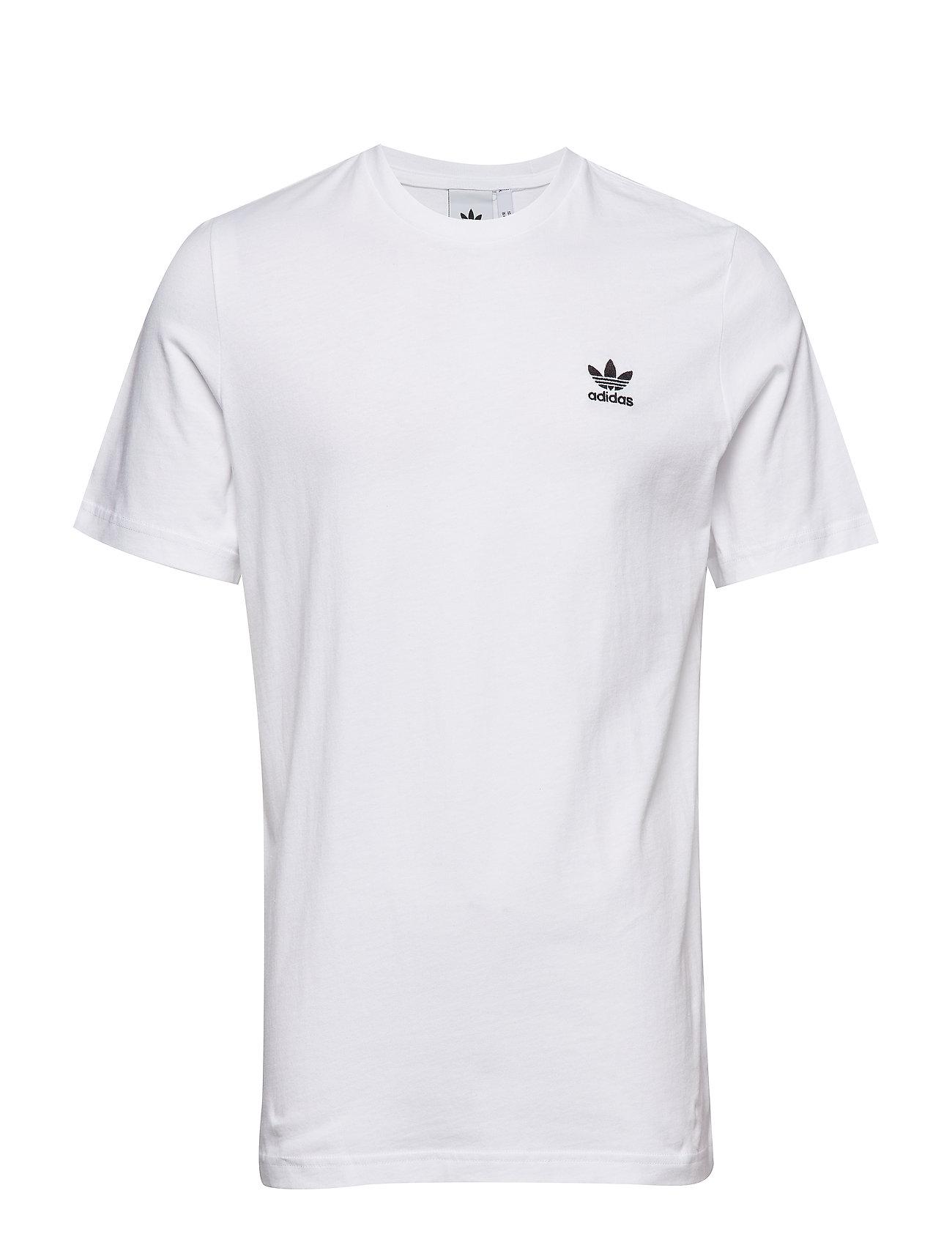 adidas Originals ESSENTIAL T - WHITE