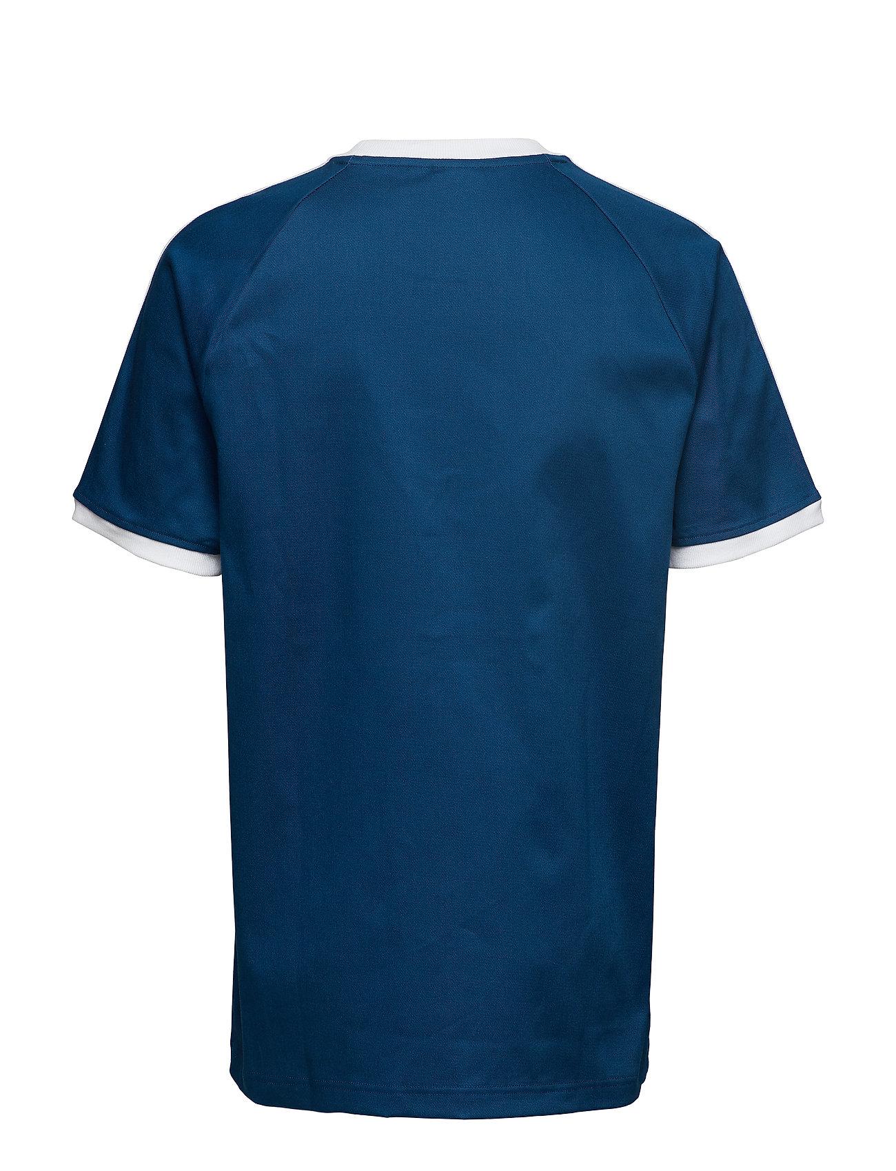 Cw Tee T shirt Blå ADIDAS ORIGINALS