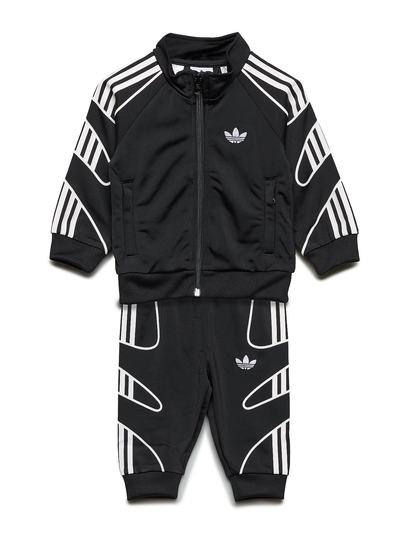 adidas Originals FLAMESTRK TS - BLACK/WHITE