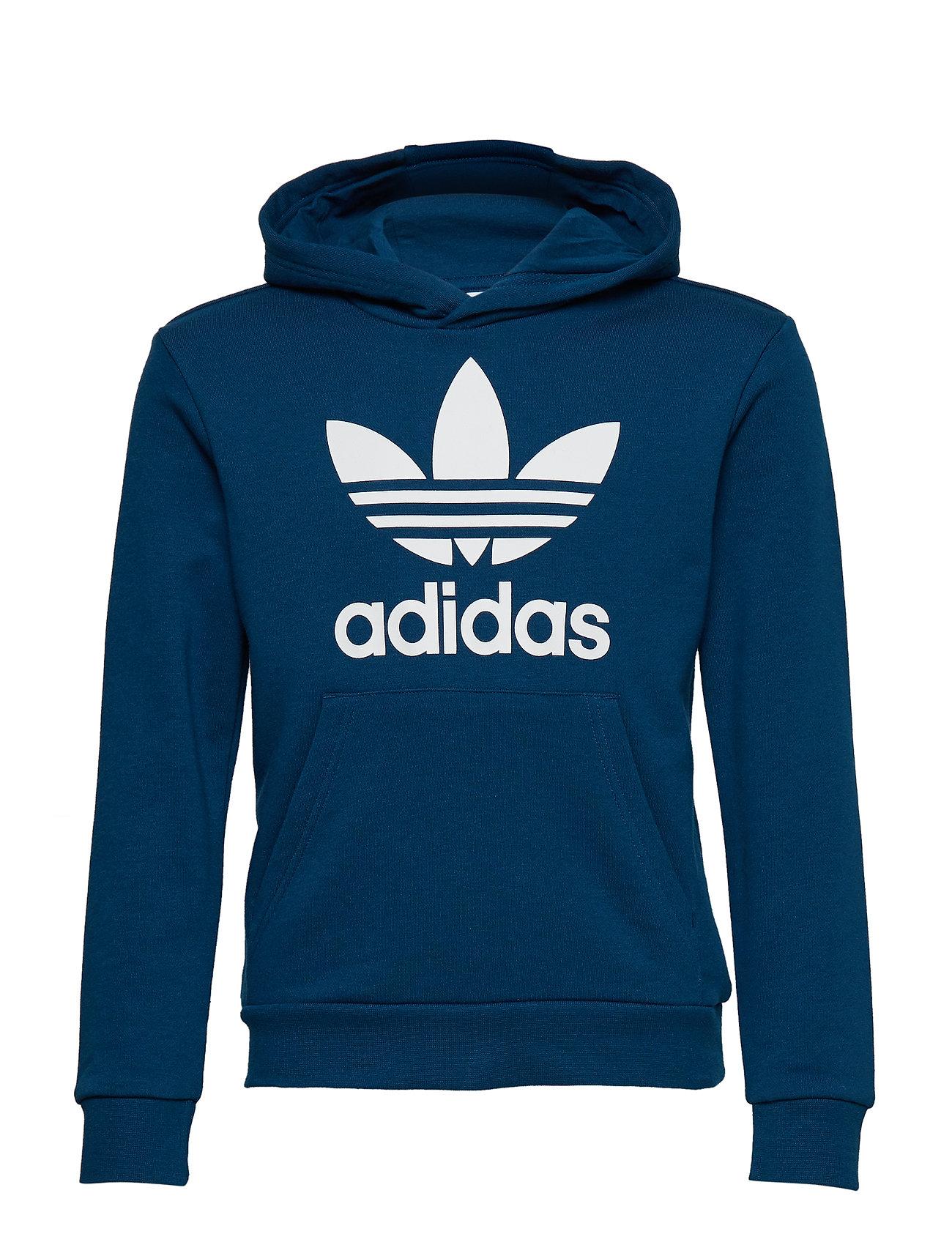 0a22a4b1 Adidas hoodies – Trefoil Hoodie til børn i Sort - Pashion.dk