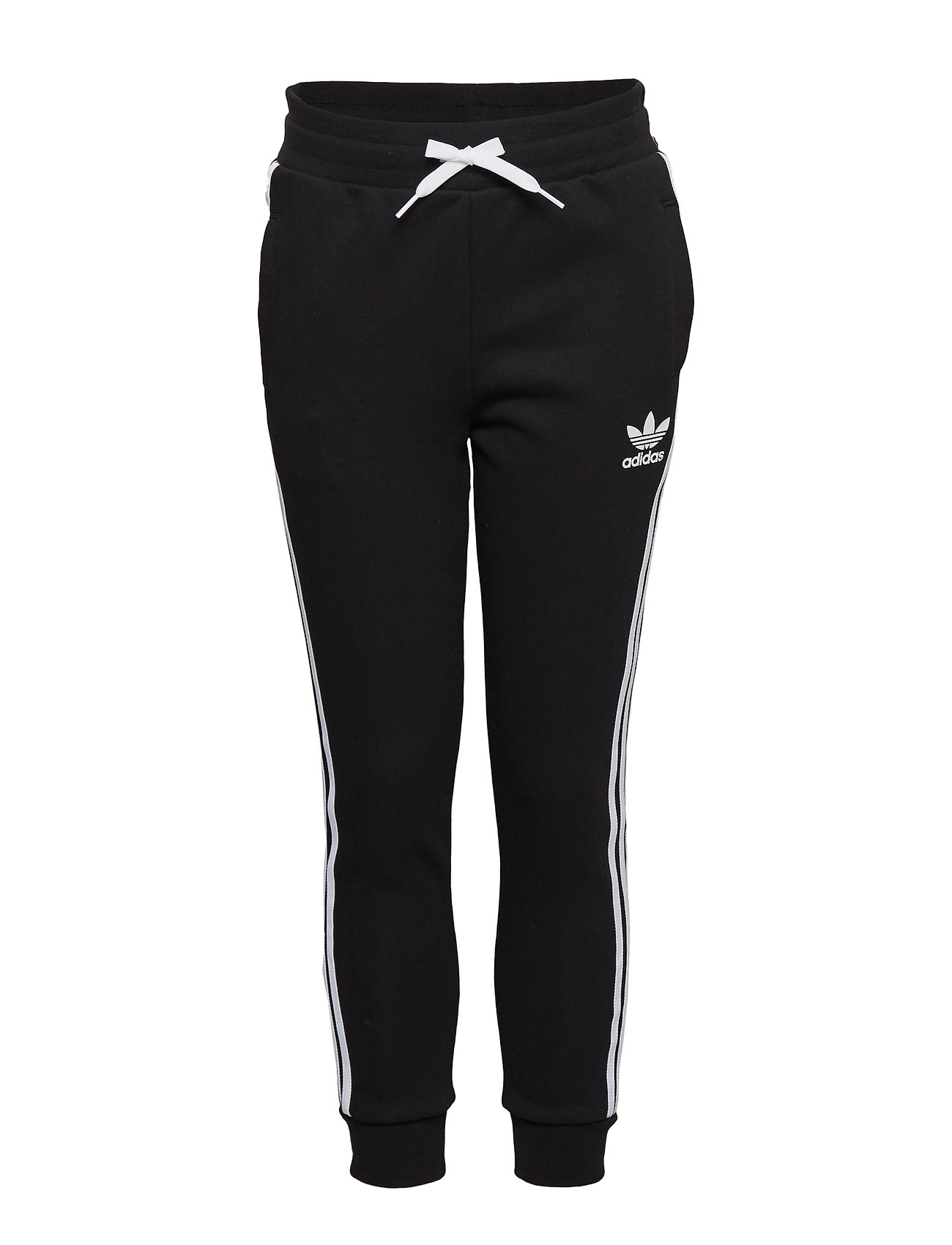 adidas Originals TREFOIL PANTS - BLACK/WHITE