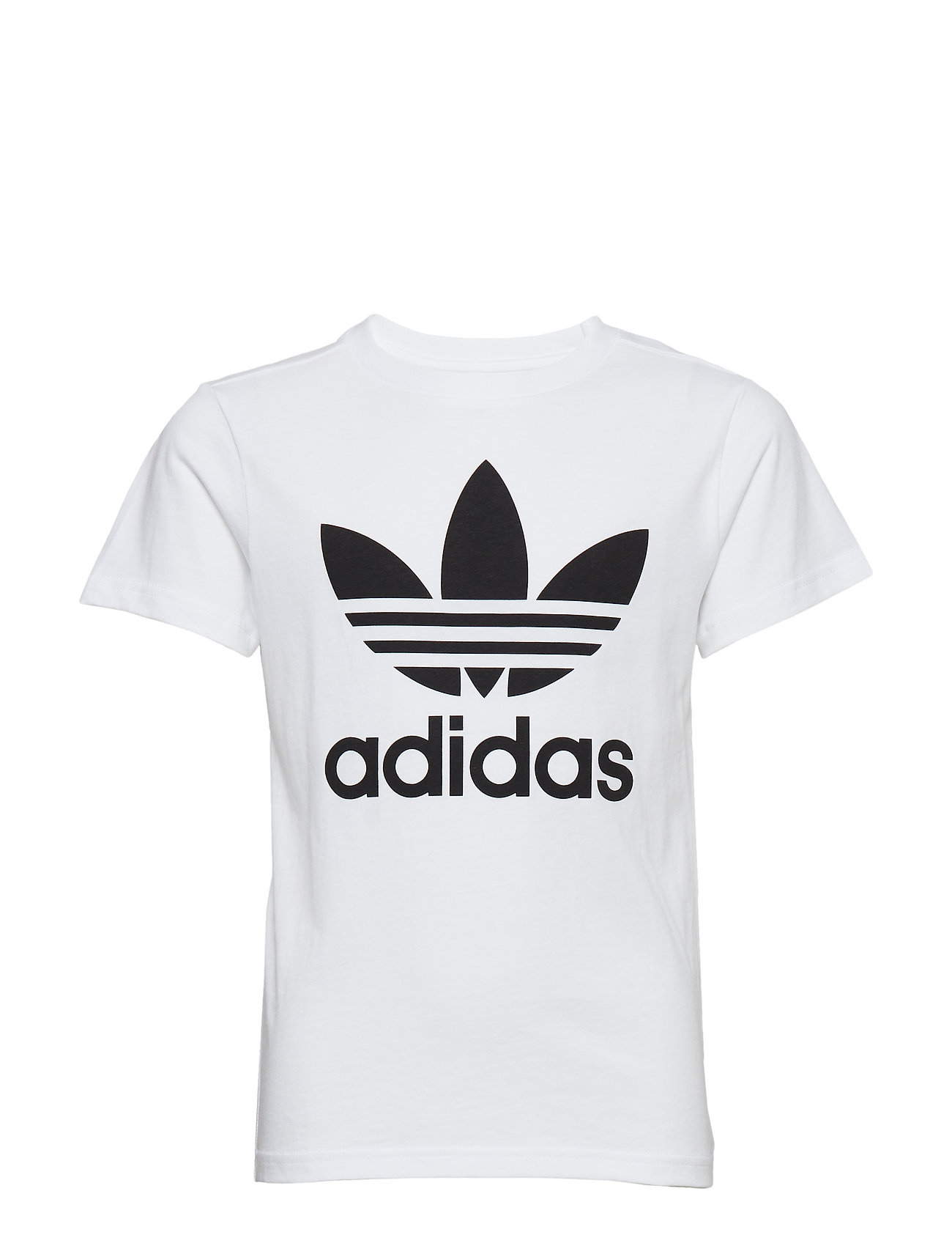 adidas Originals TREFOIL TEE - WHITE/BLACK