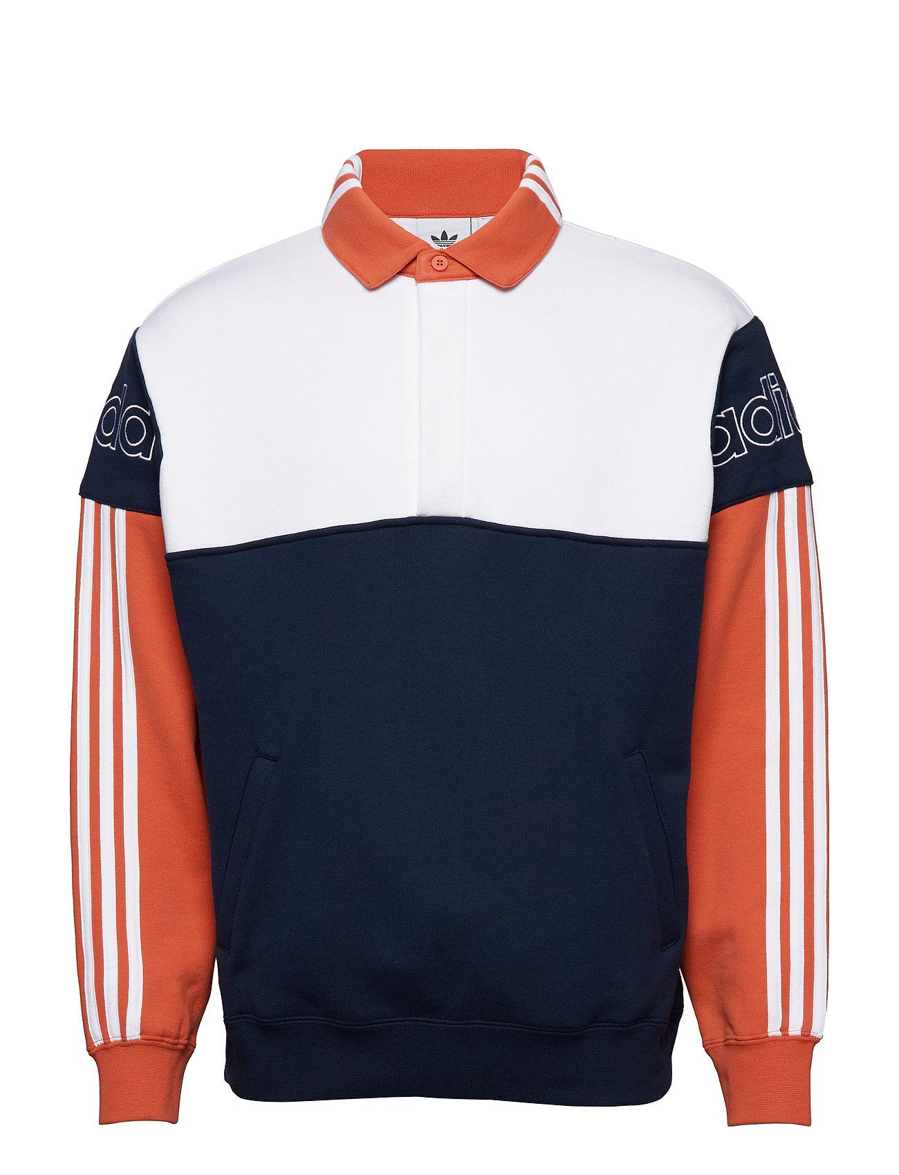 Adidas Originals RUGBY SWEAT Ögrönlar