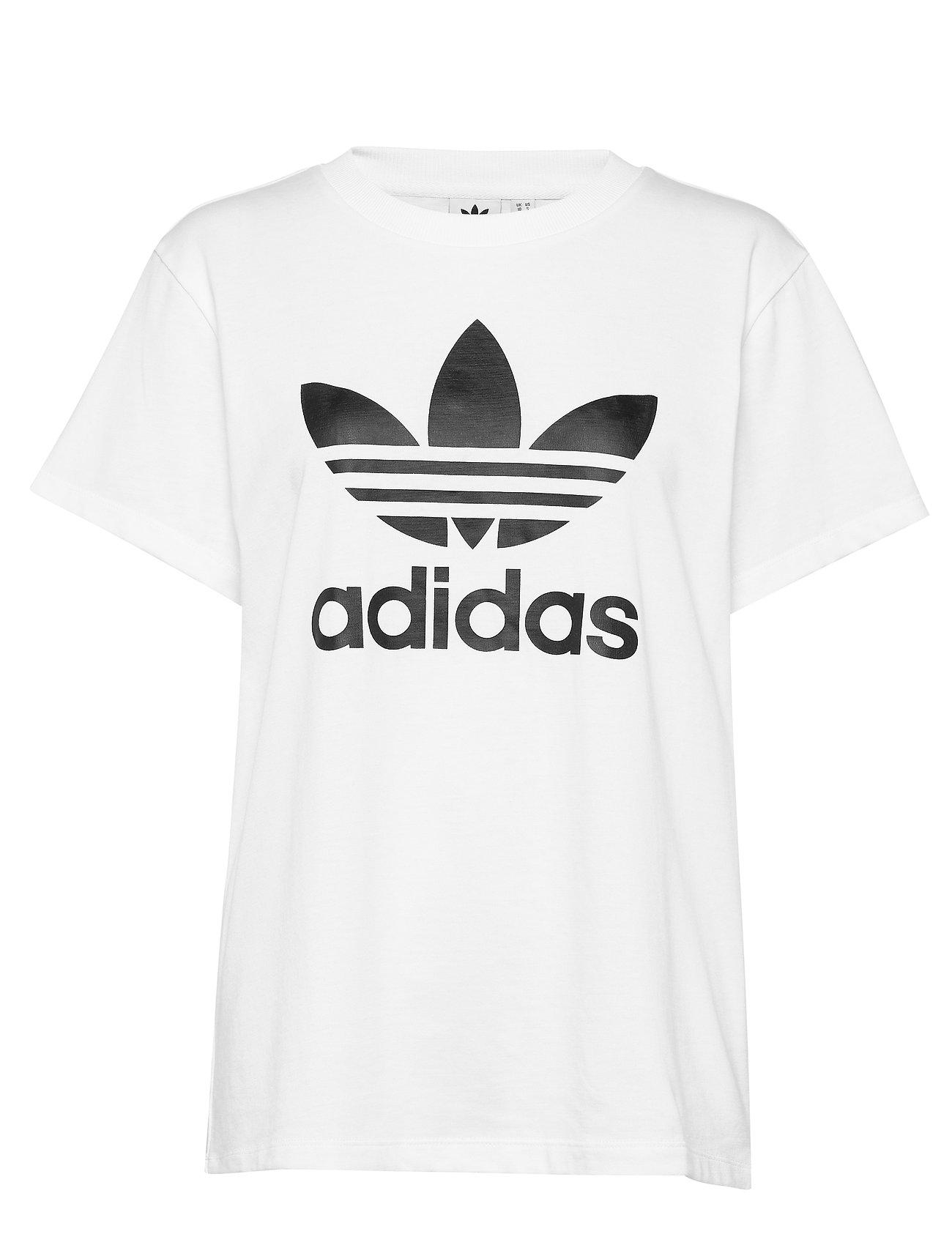8e2f40f3cca Boyfriend Tee (White) (£24.95) - adidas Originals - | Boozt.com