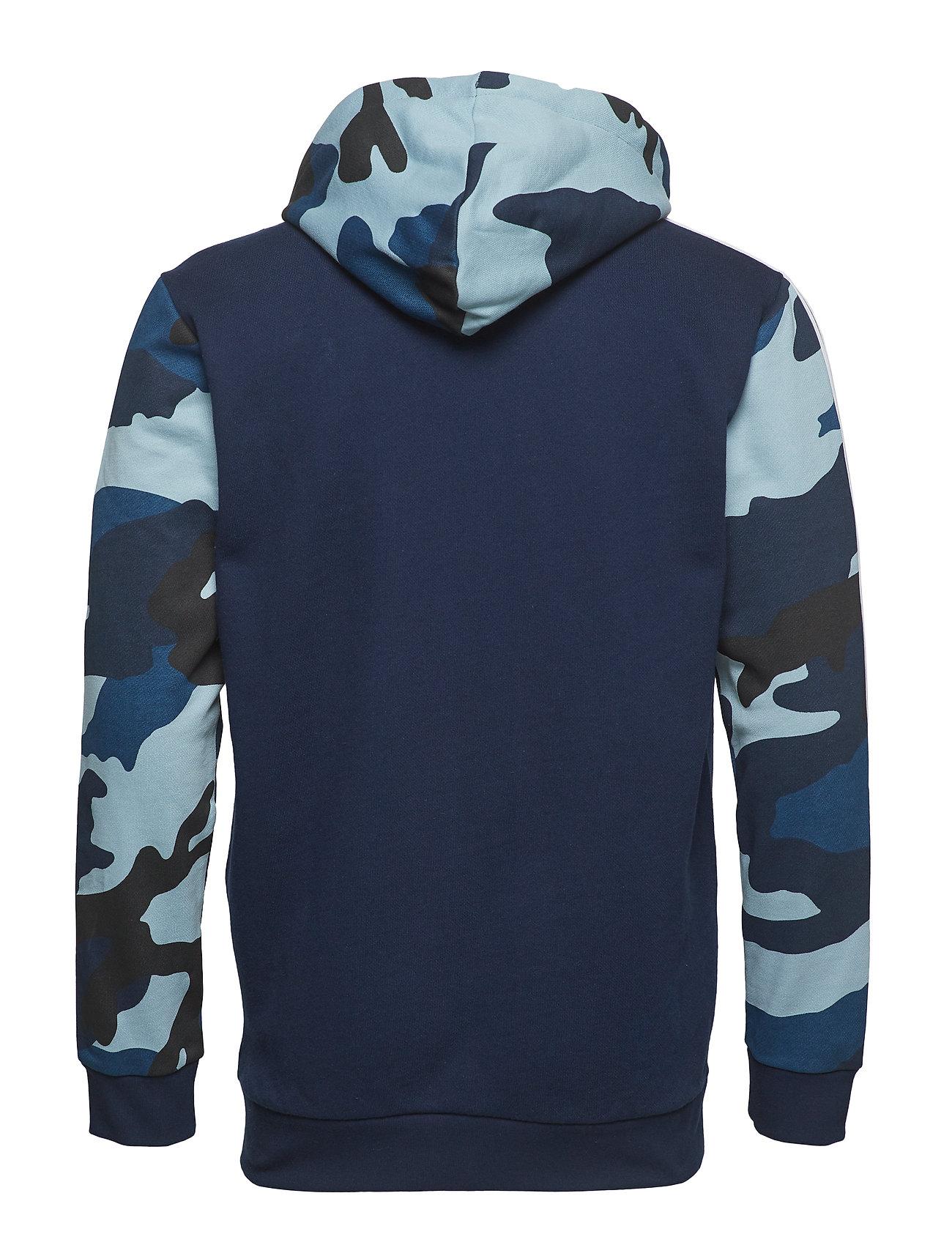 adidas Originals    CAMO FZ HOODY  - Sweatshirts    CONAVY