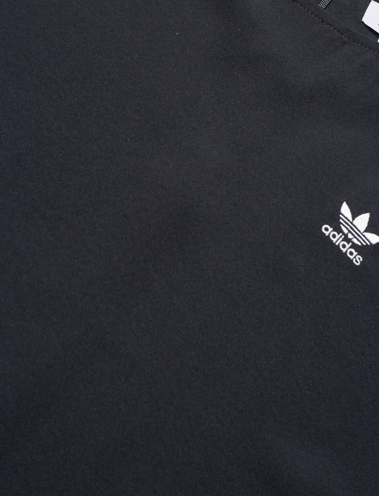 adidas Originals 3 STRIPES TEE - T-shirty i zopy BLACK - Kobiety Odzież.