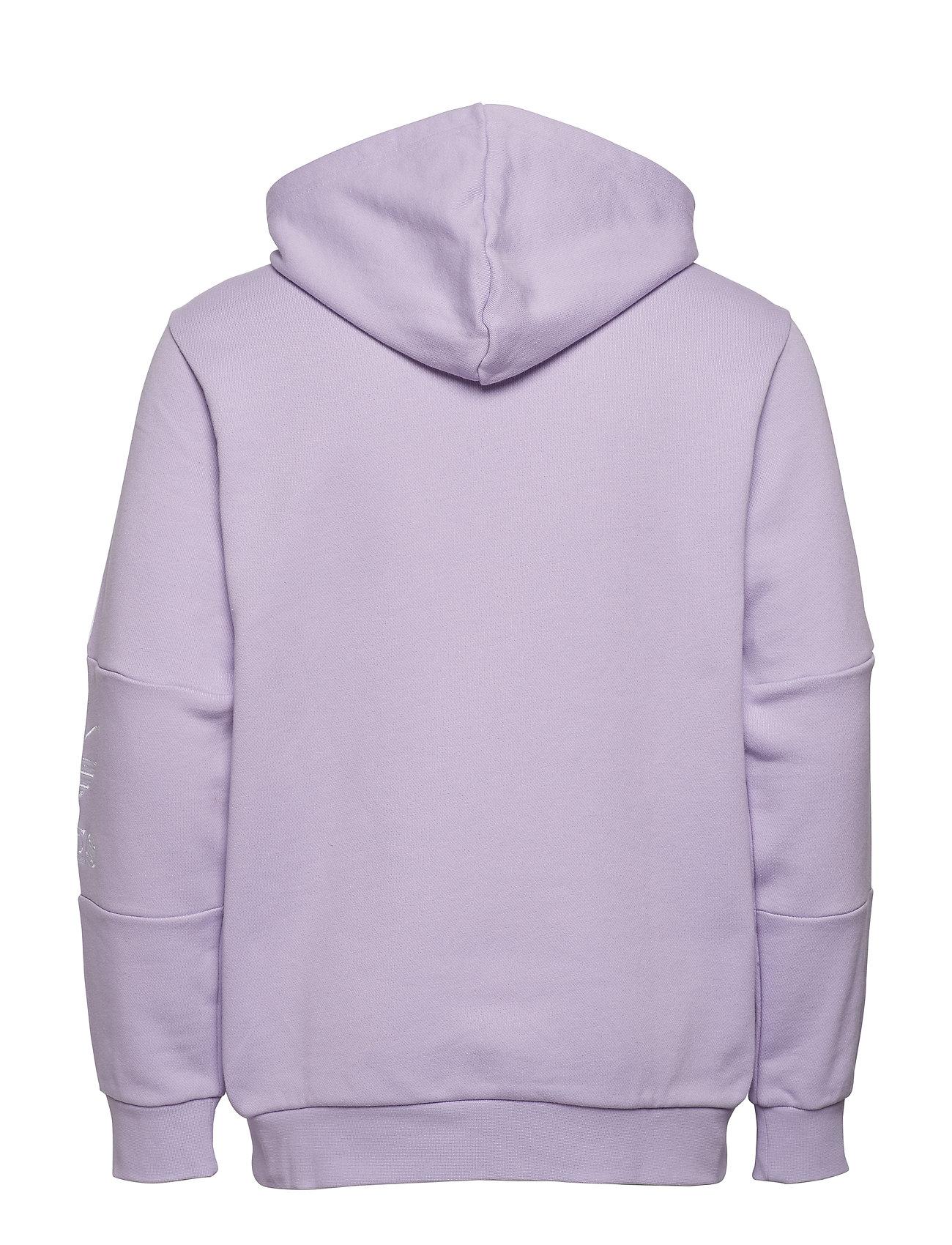 adidas Originals    OUTLINE HOODIE  - Sweatshirts    PURGLO