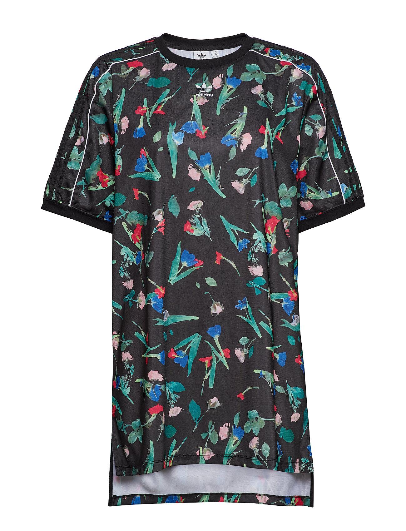 adidas Originals TEE DRESS - MULTCO