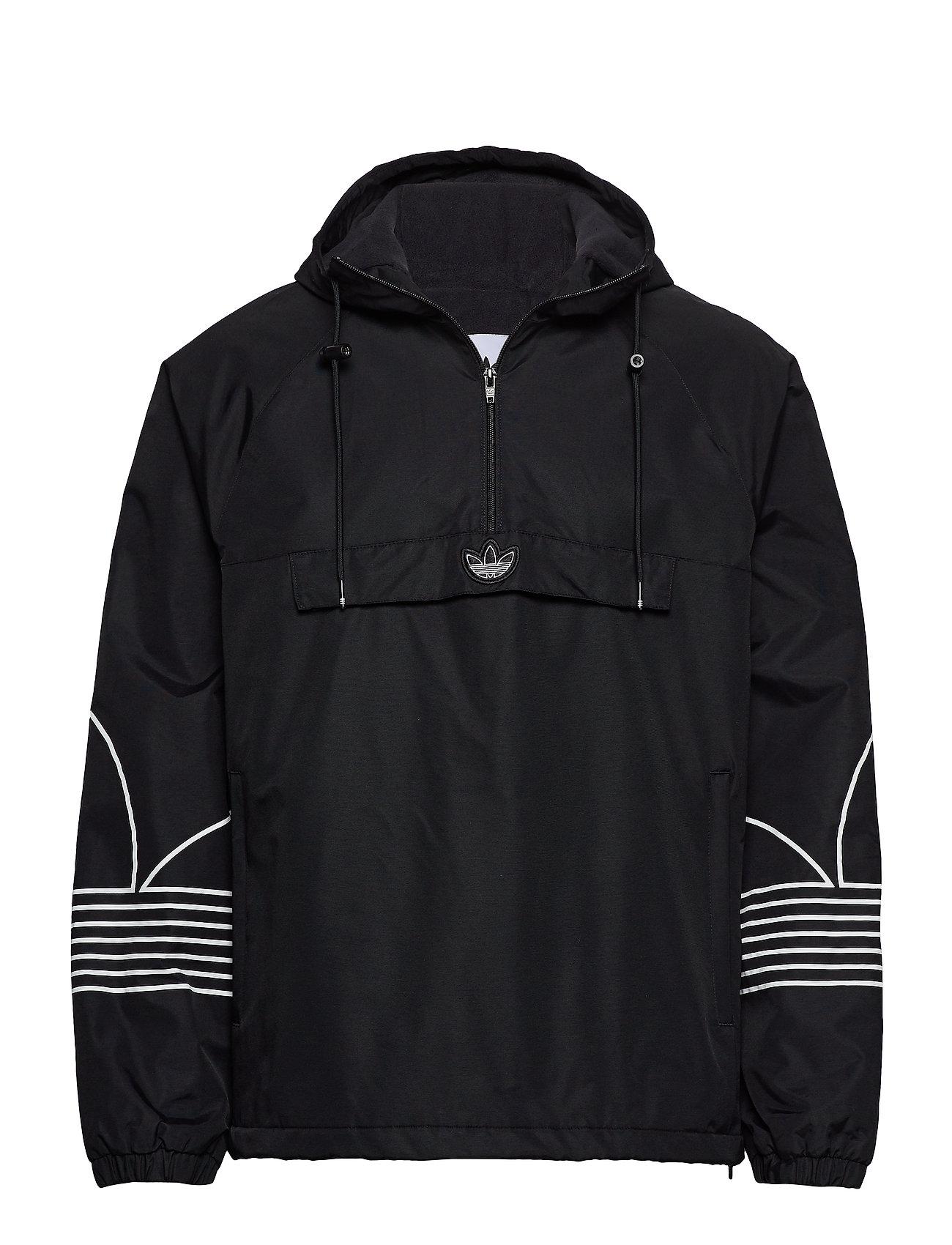 adidas Originals OUTLINE OTH JKT - BLACK