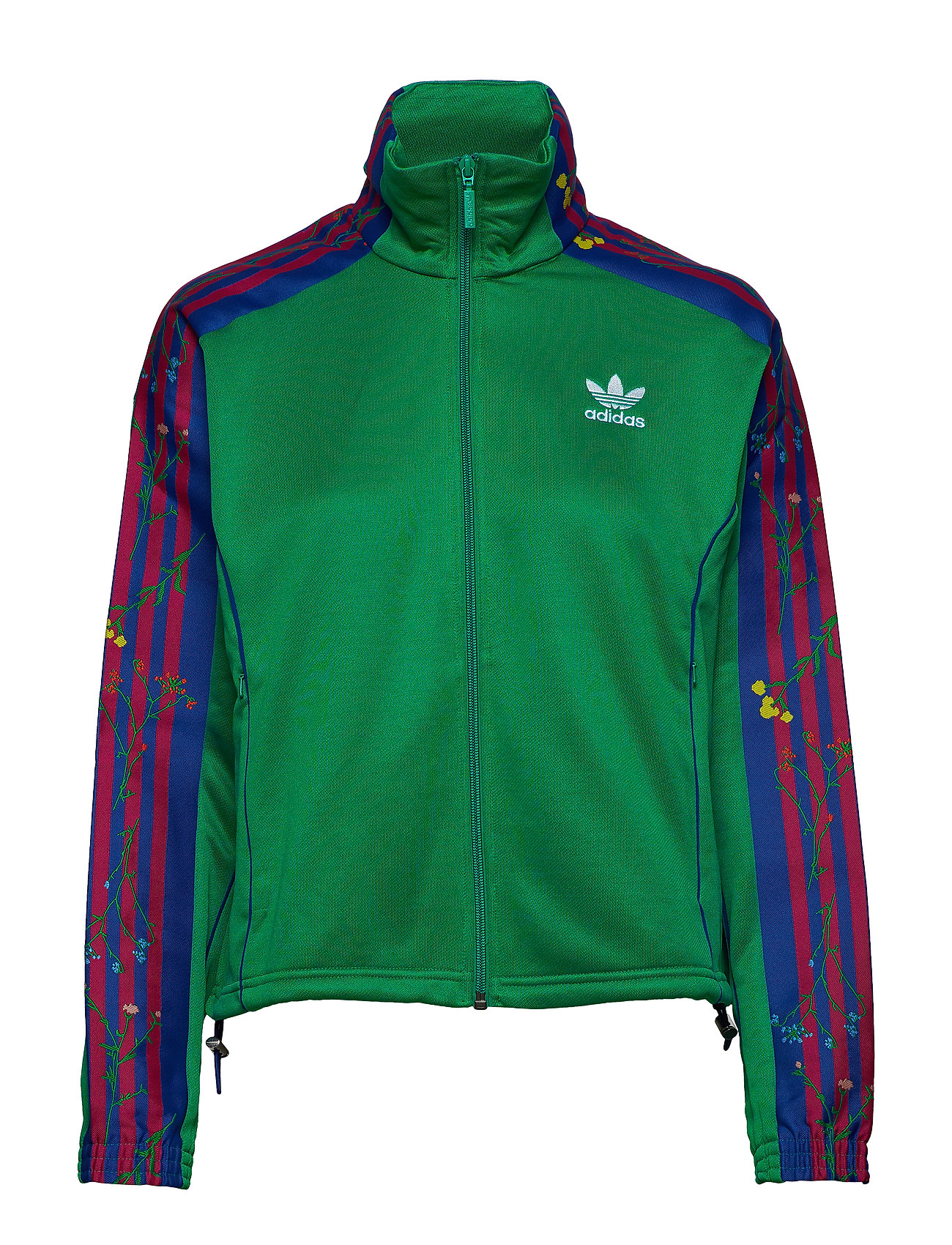 ADIDAS Tracktop Sweat-shirt Pullover Grün ADIDAS ORIGINALS