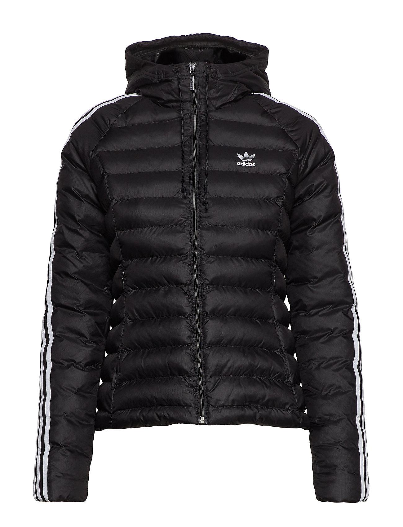 adidas Originals SLIM JACKET - BLACK