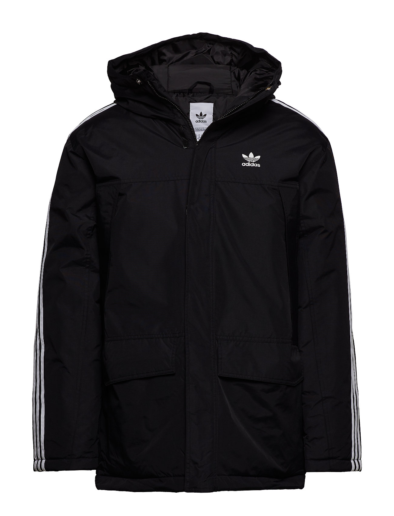 adidas Originals PARKA PADDE - BLACK