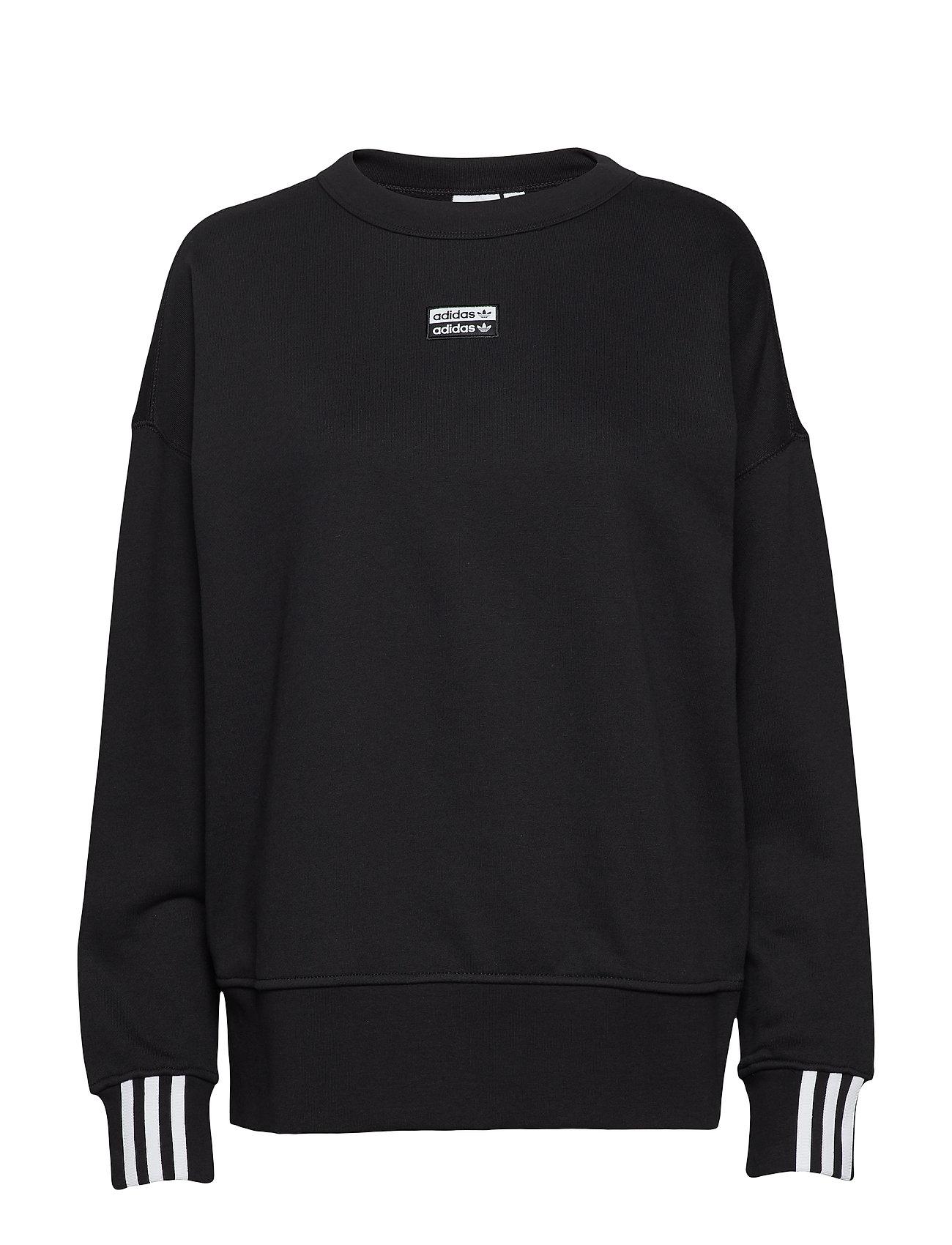 adidas Originals VOCAL SWEAT - BLACK