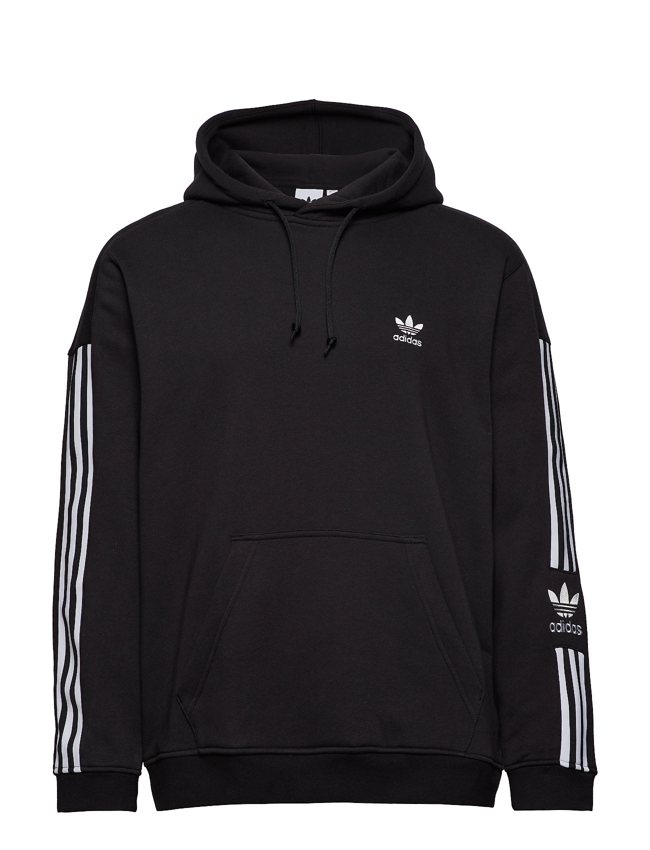 adidas Originals TECH  HOODY - BLACK