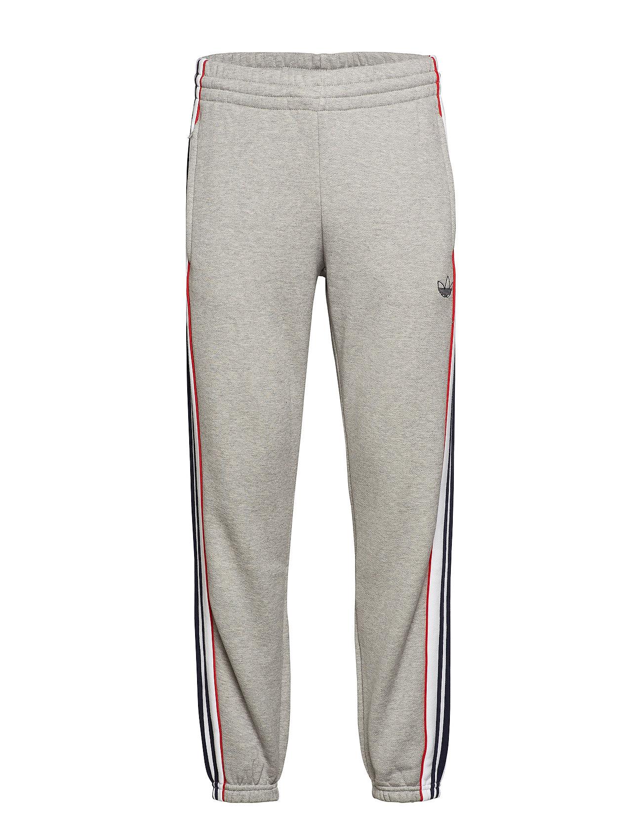 adidas Originals 3 STRIPE PANEL - MGREYH/WHITE
