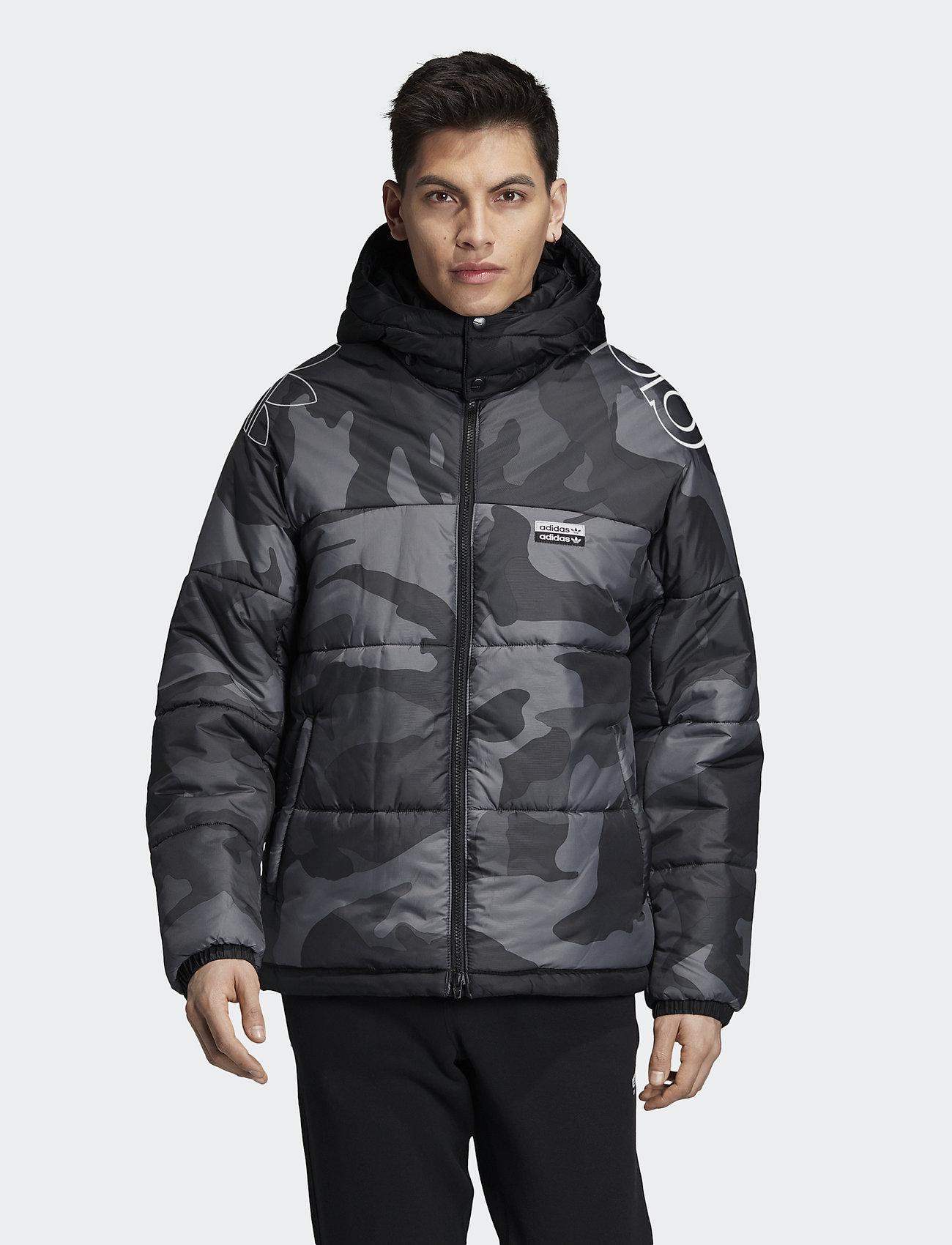 adidas Originals - VOCAL CAMO  JKT - athleisure jackets - multco/grefiv - 0