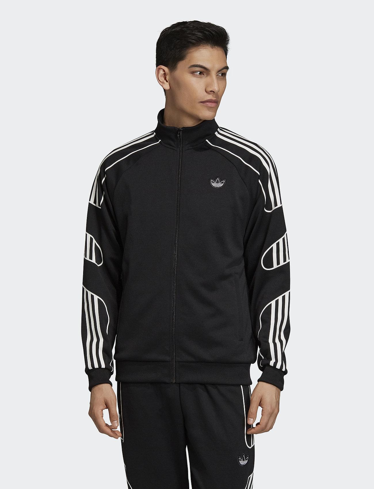 adidas Originals - FSTRIKE TT - track jackets - black - 0