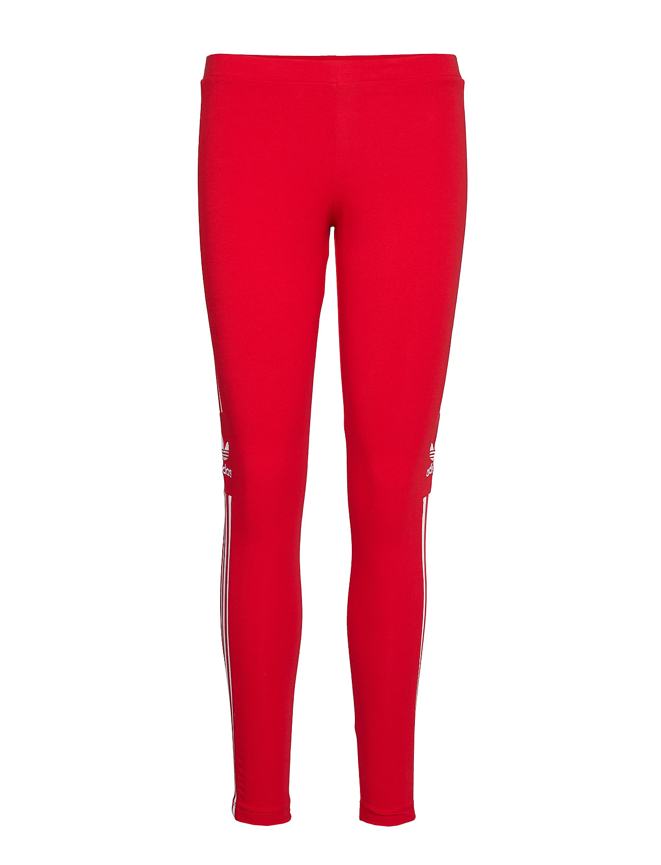 adidas Originals TREFOIL TIGHT - SCARLE