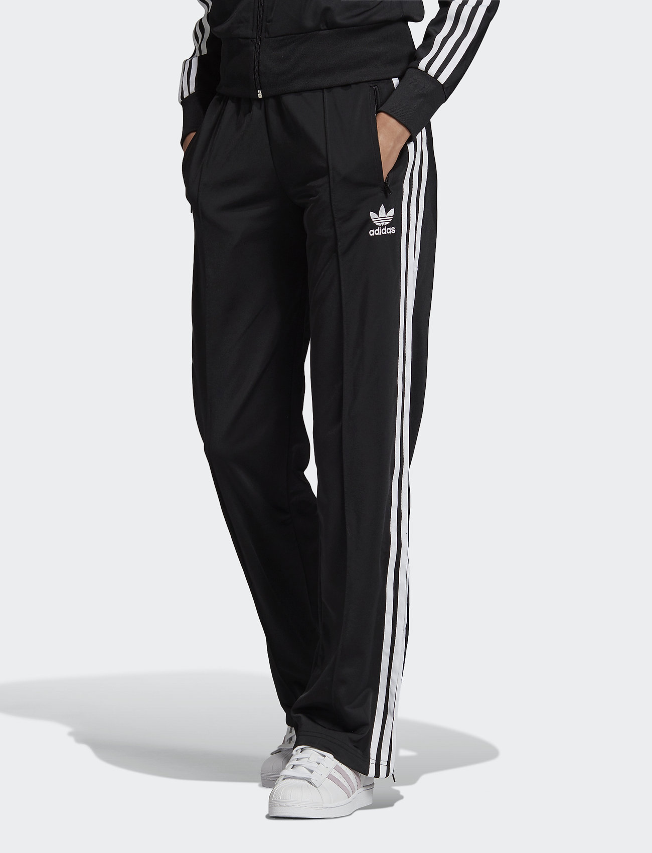 adidas Originals - FIREBIRD TP - pants - black - 0