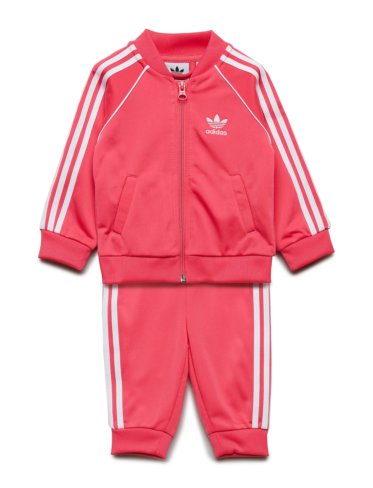 adidas Originals SUPERSTAR SUIT - REAPNK/WHITE