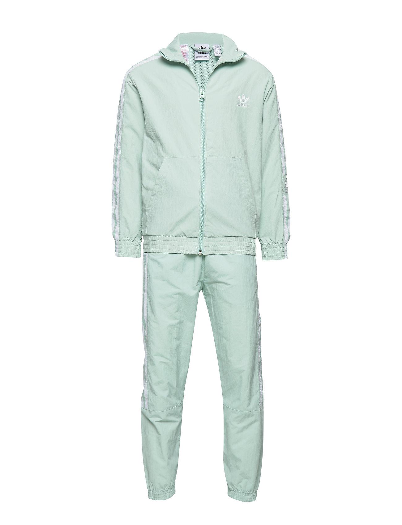 adidas Originals NEW ICON TS - VAPGRN/WHITE