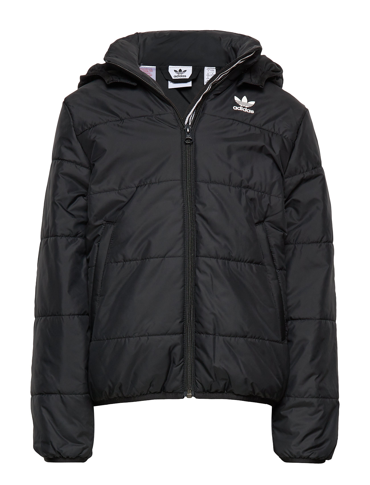 adidas Originals JACKET - BLACK/WHIREF
