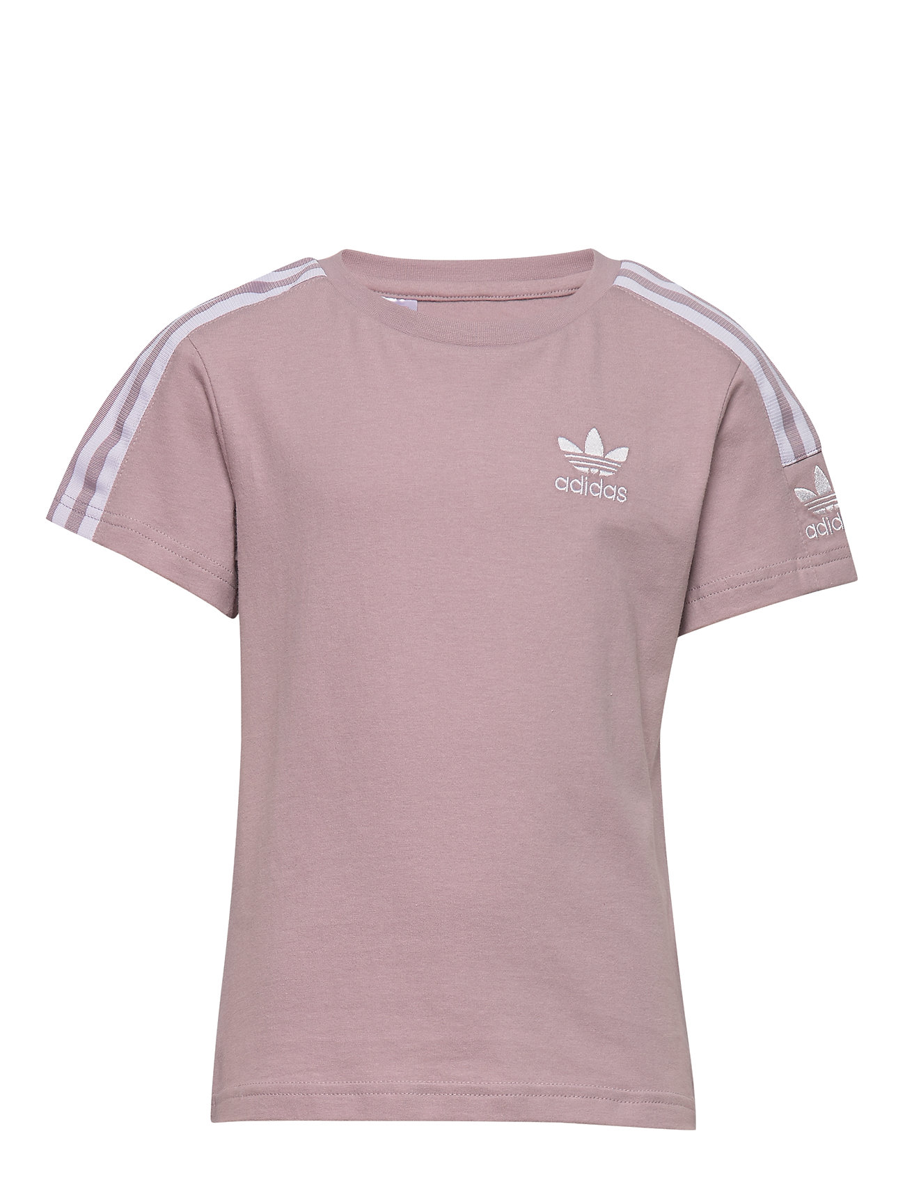 adidas Originals NEW ICON TEE - SOFVIS/WHITE