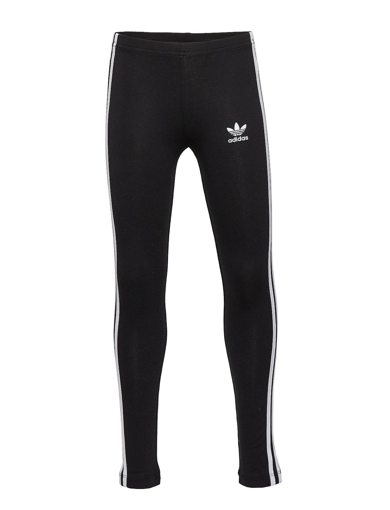 adidas Originals 3STRIPES LEGG - BLACK/WHITE