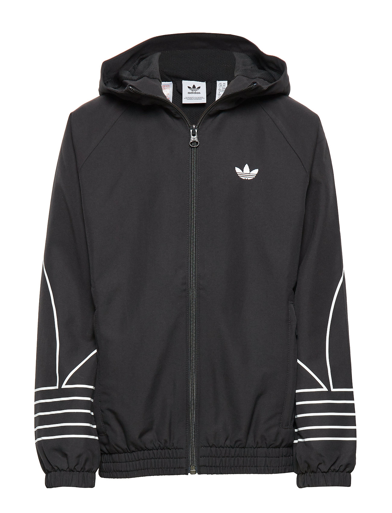 adidas Originals OUTLINE WB - BLACK/WHITE